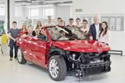 Učňovský Vůz Škoda Auto, 2018. thumbnail
