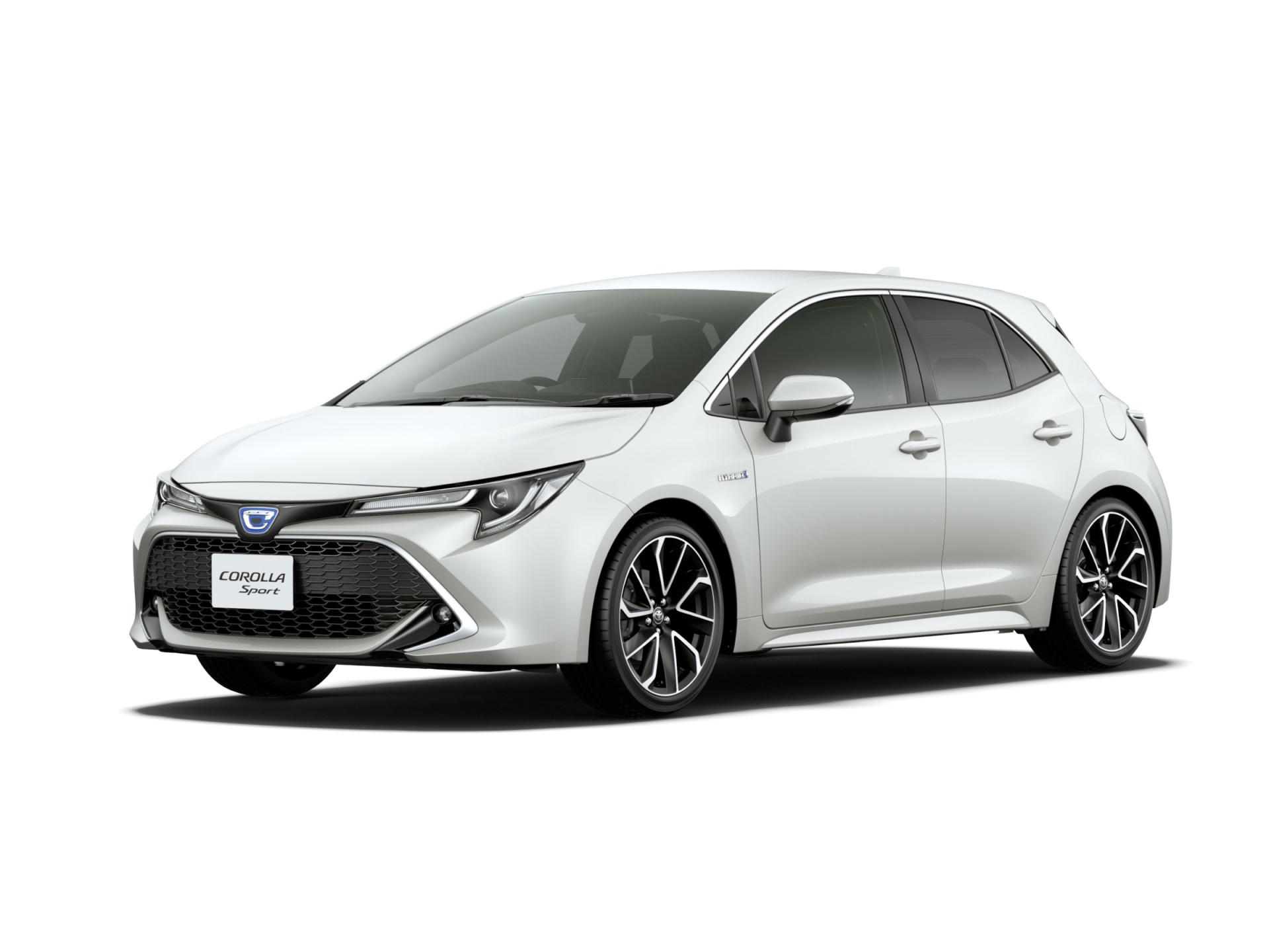 Toyota Corolla Sport Dm 1