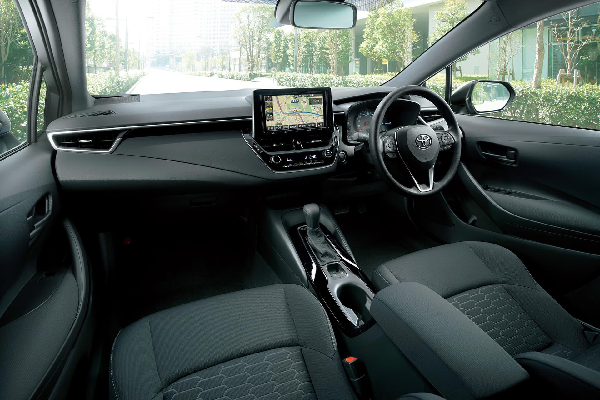 Toyota Corolla Sport Dm 17