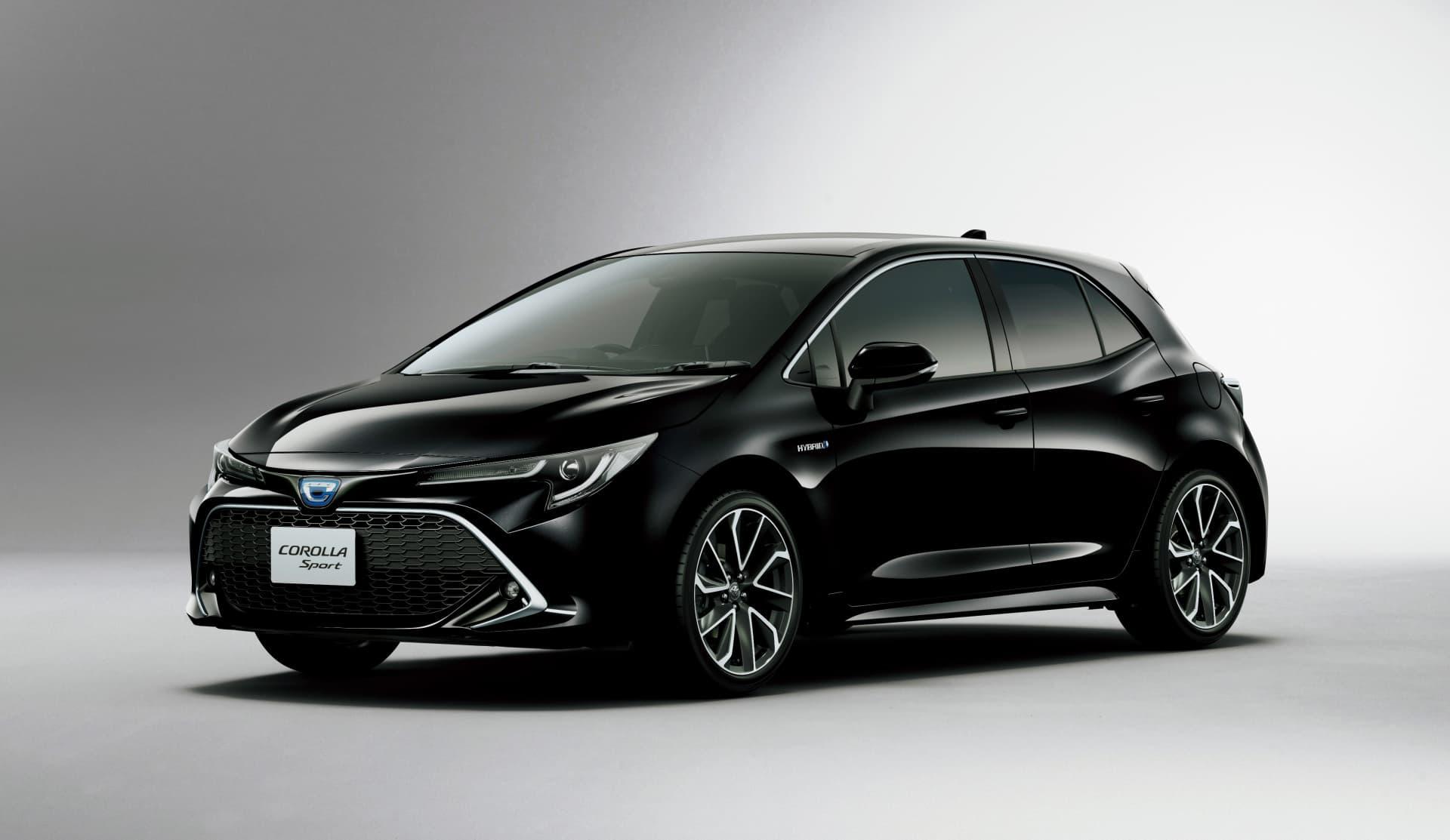 Toyota Corolla Sport Dm 2
