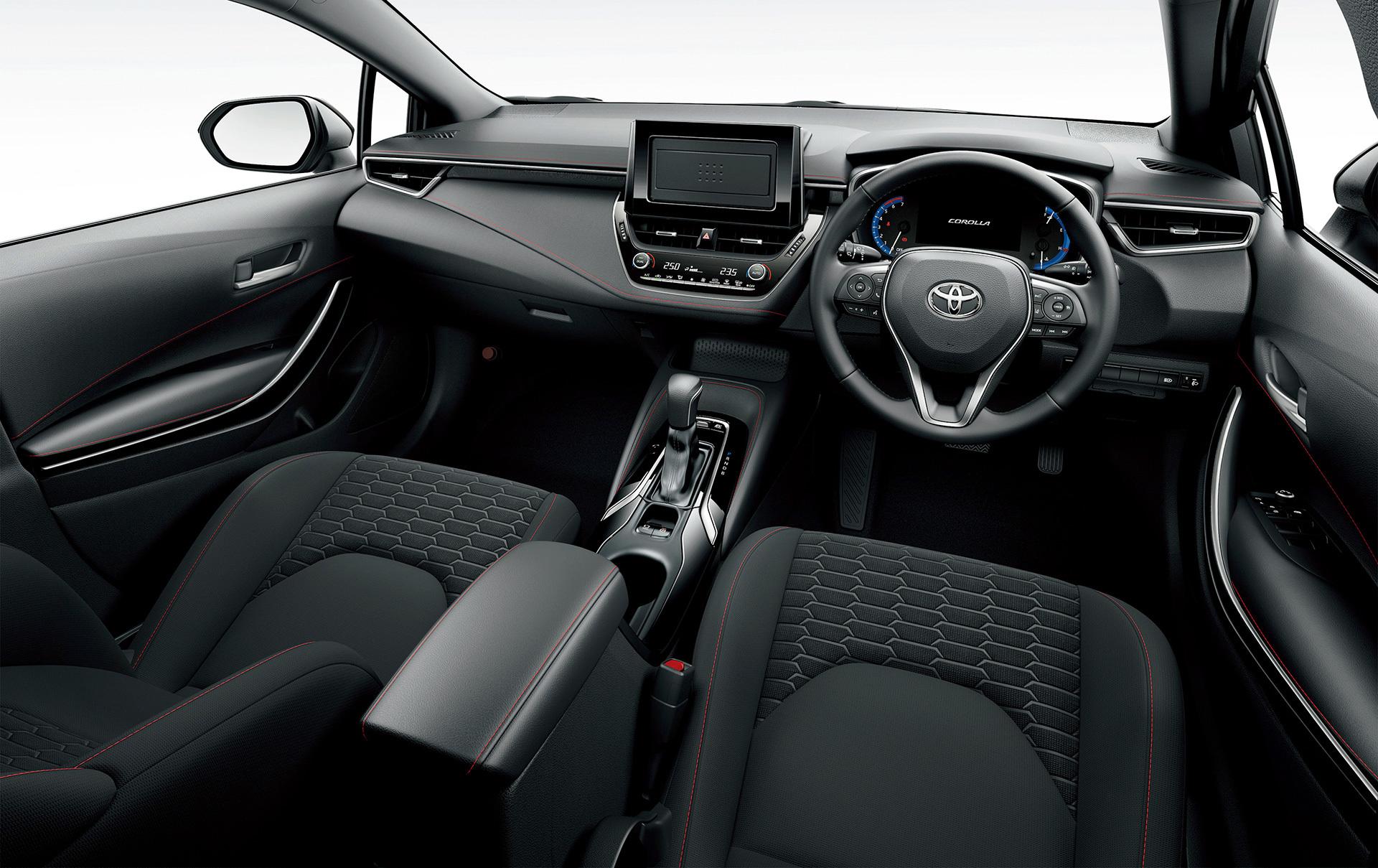 Toyota Corolla Sport Dm 5