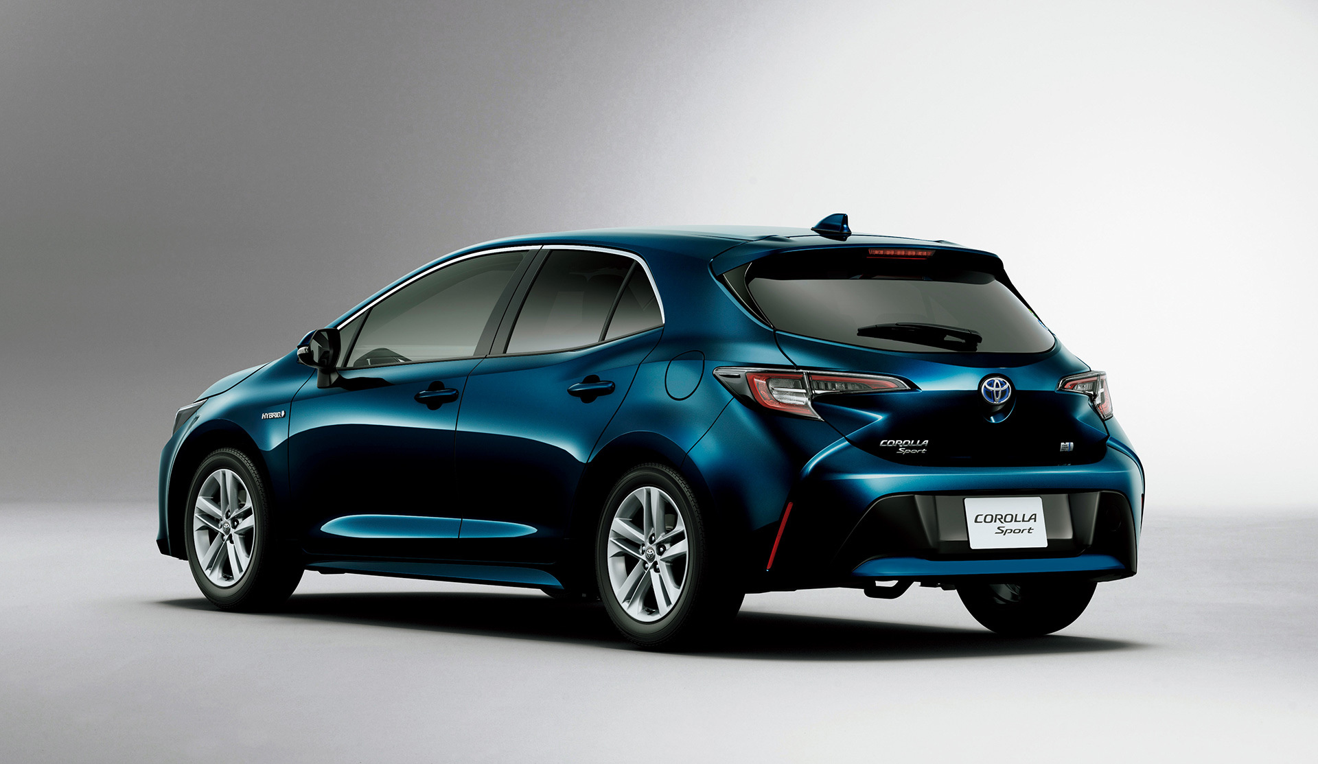 Toyota Corolla Sport Dm 8