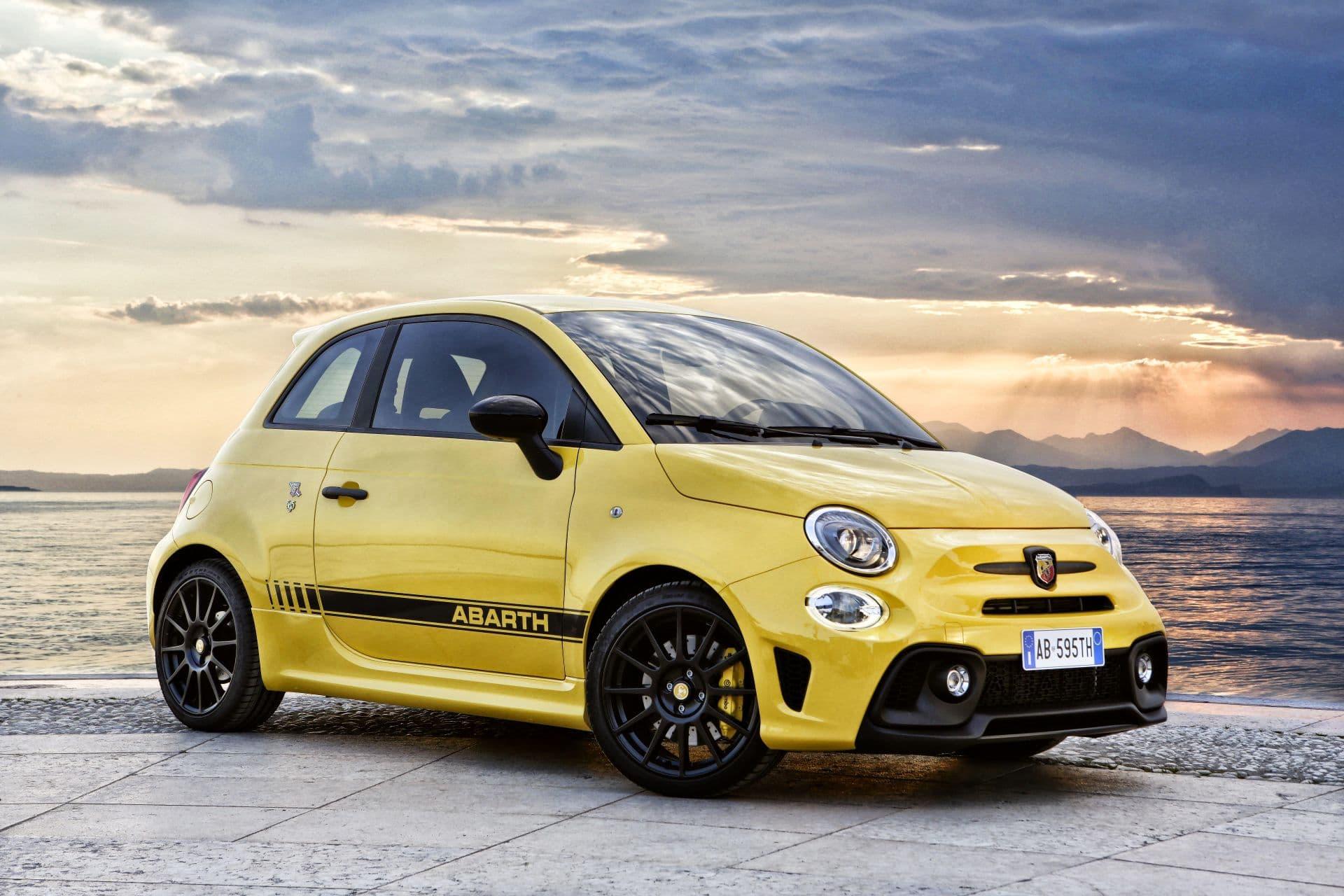 2020 Fiat 500 Abarth Spesification