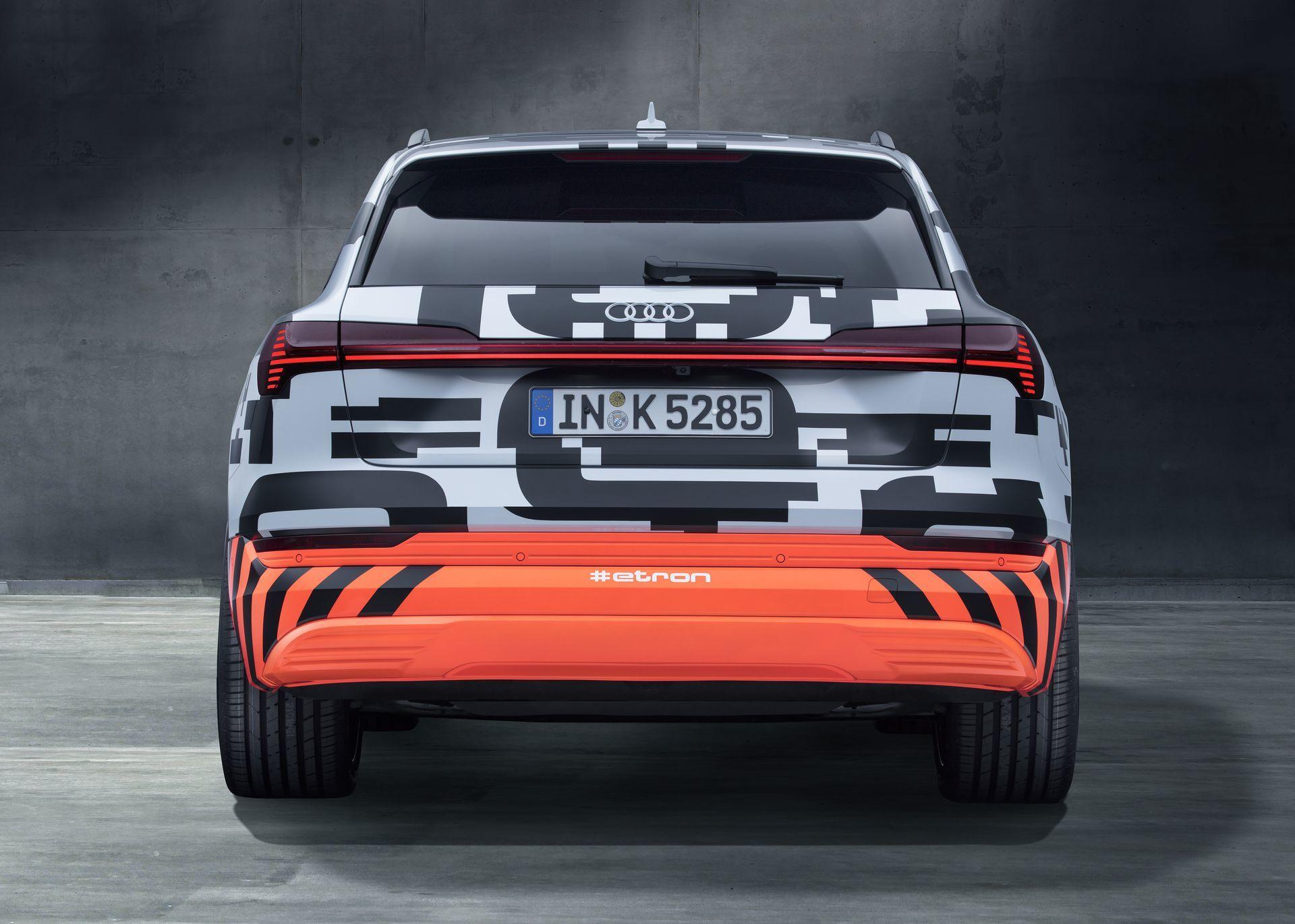 Audi E Tron Interior 1