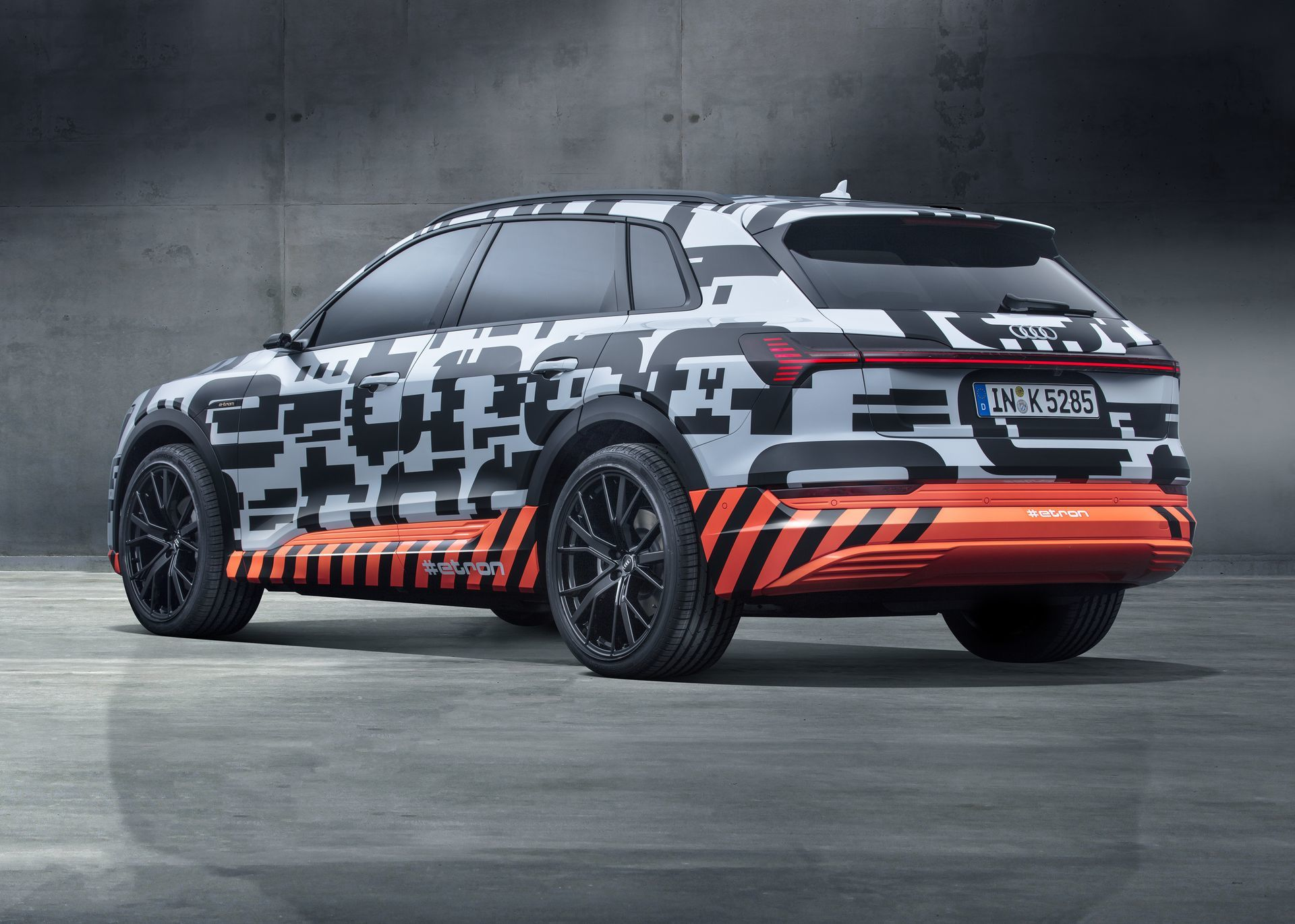 Audi E Tron Prototype