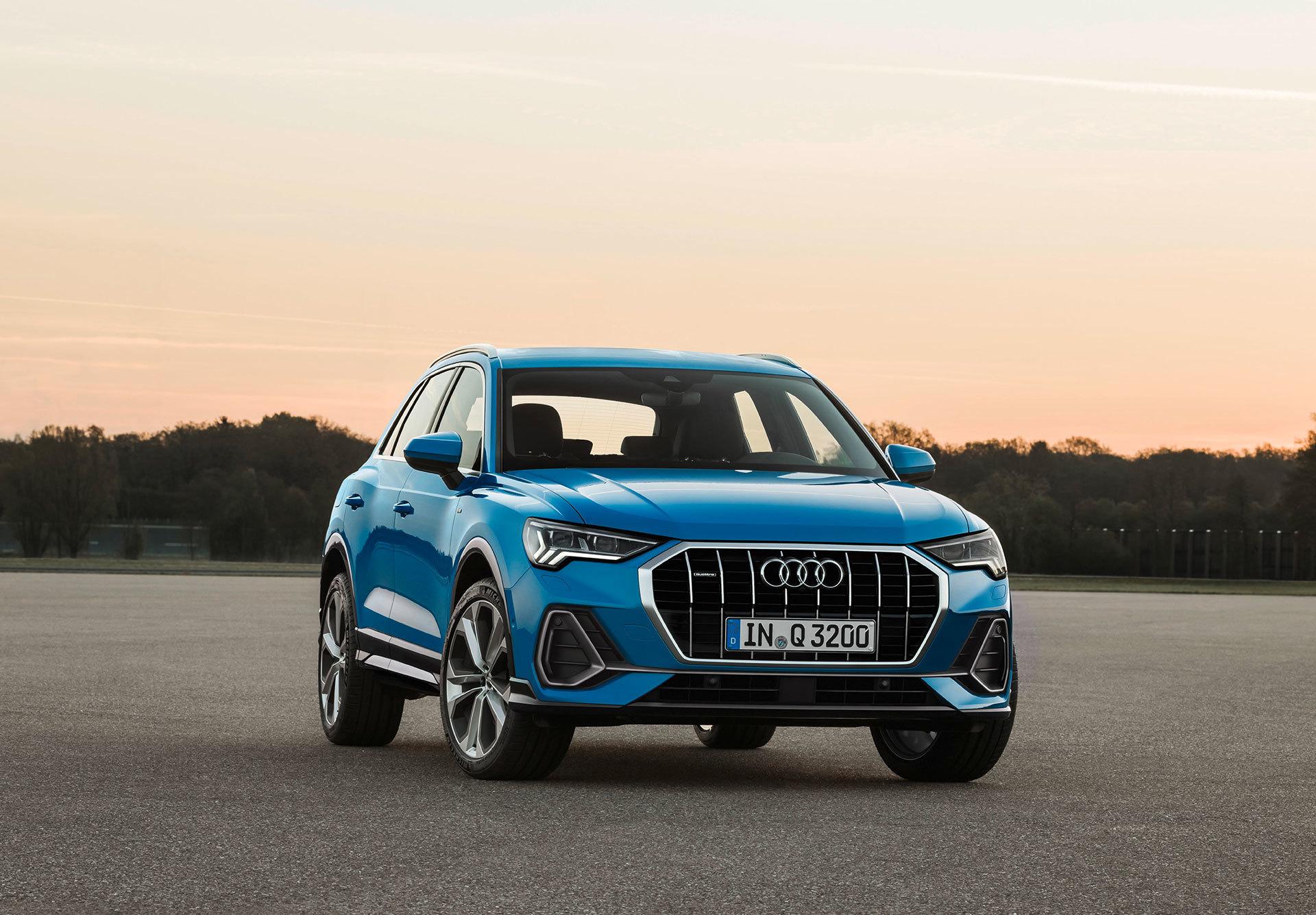 Audi Q3 2018 22