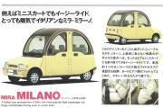 Daihatsu Mira Milano 2 thumbnail