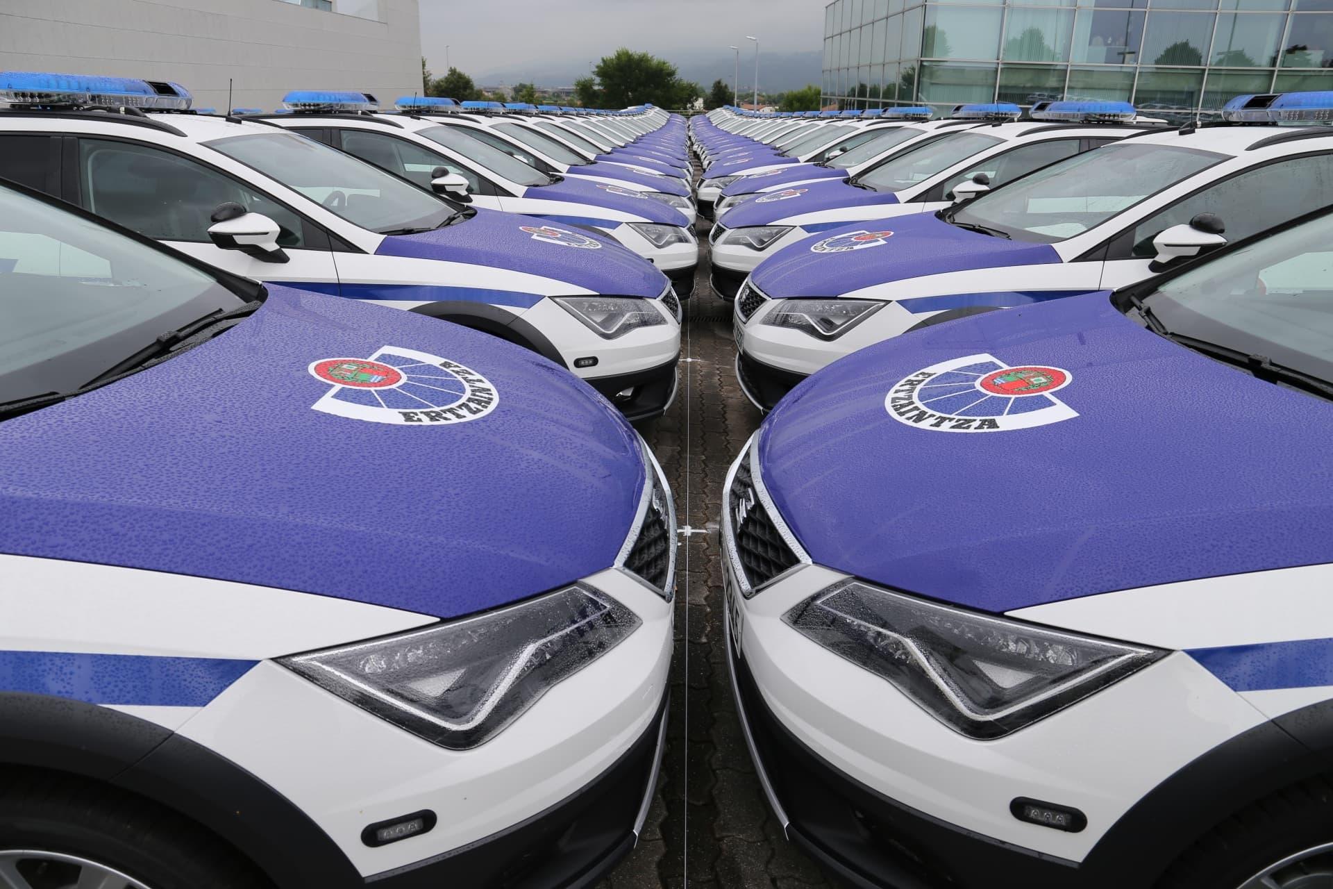 El Gobierno Vasco Adquiere 300 Unidades Del Seat Leon X Perience 003 Hq