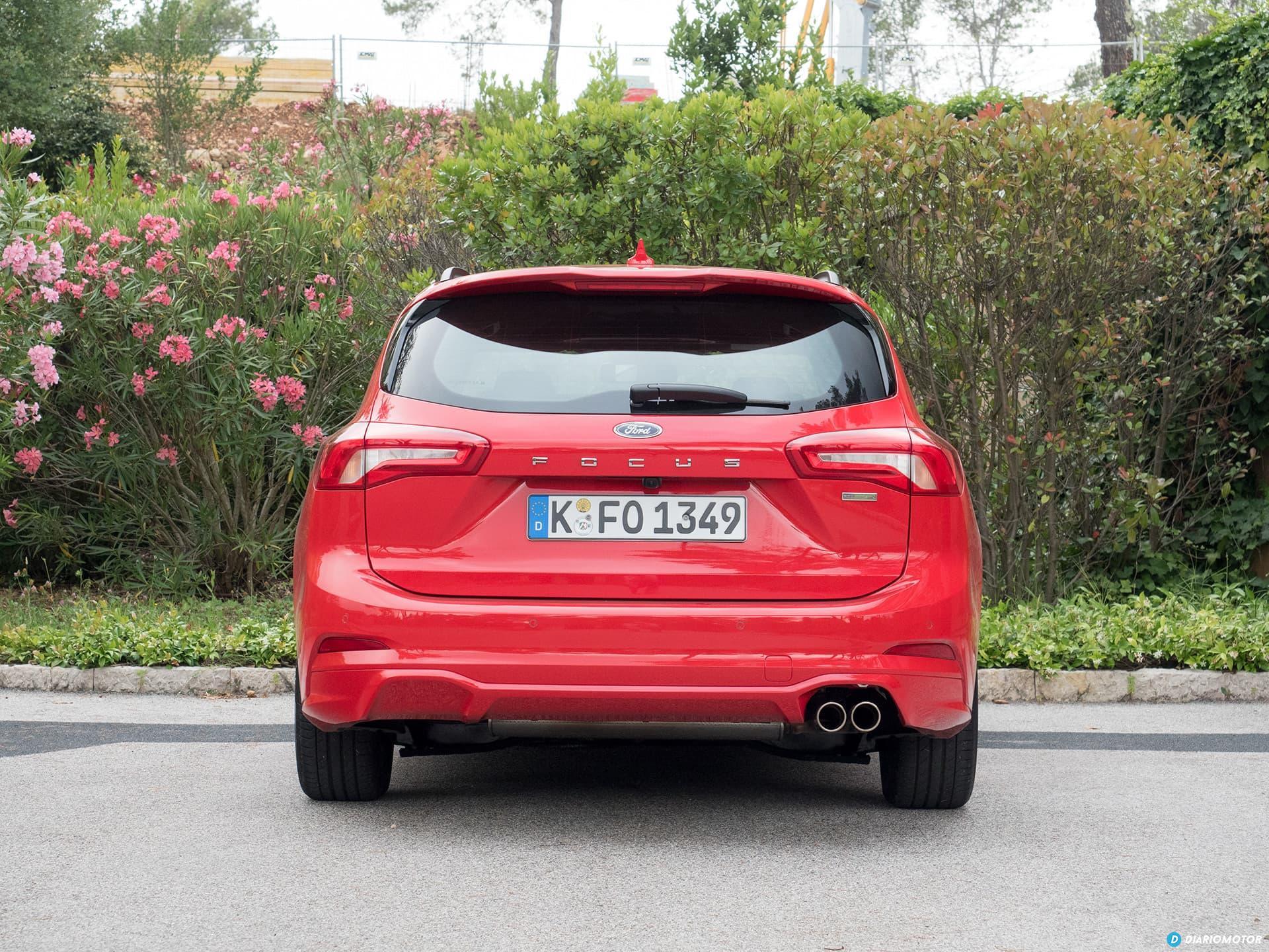 Ford Focus 2018 Prueba 00003
