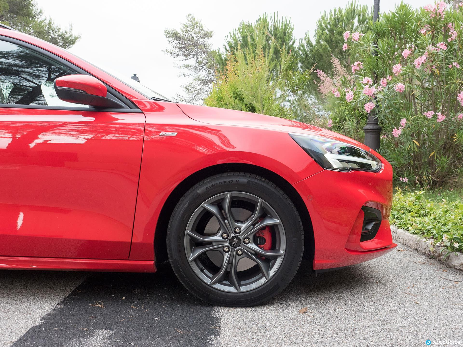 Ford Focus 2018 Prueba 00005