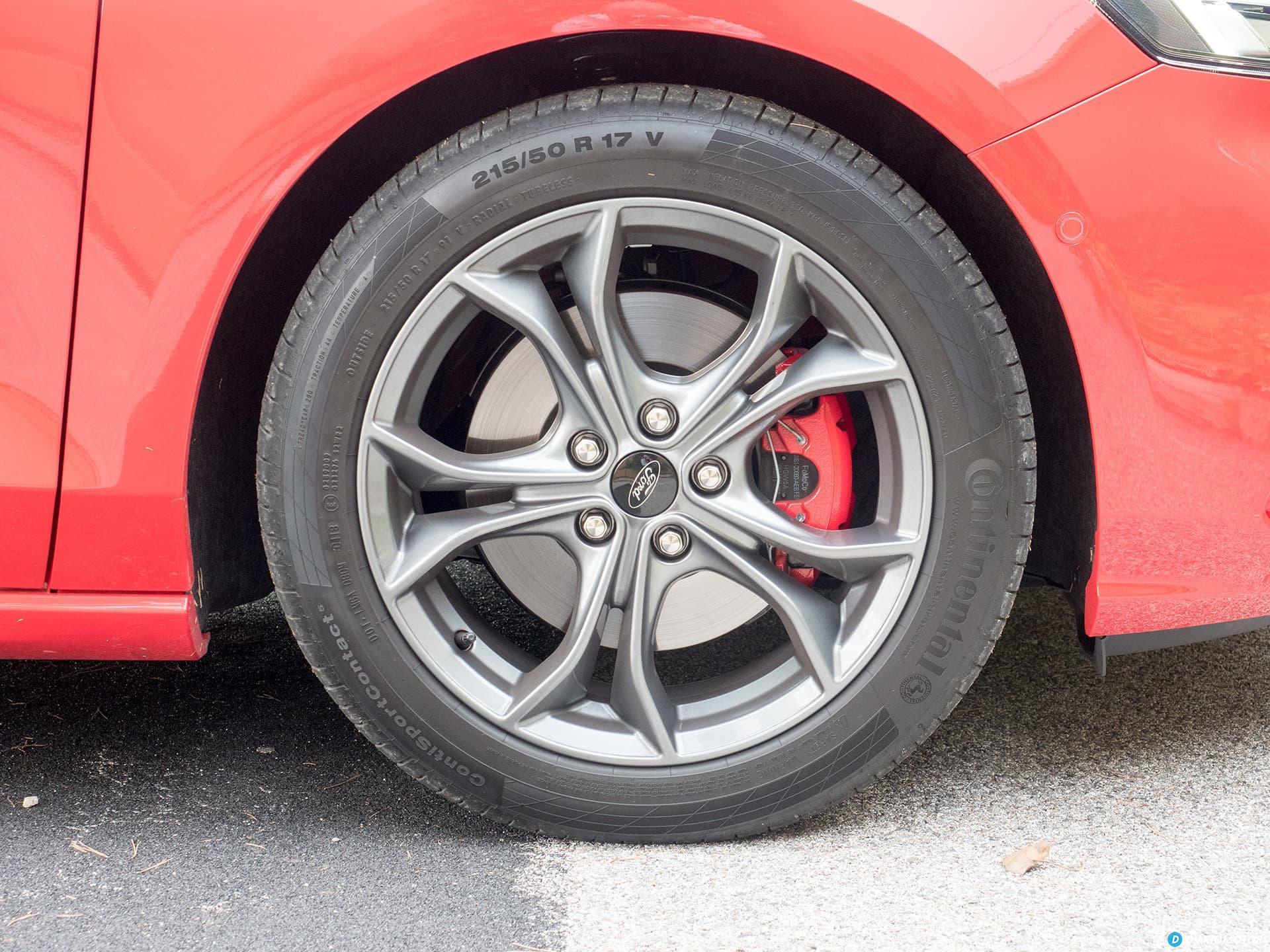 Ford Focus 2018 Prueba 00006