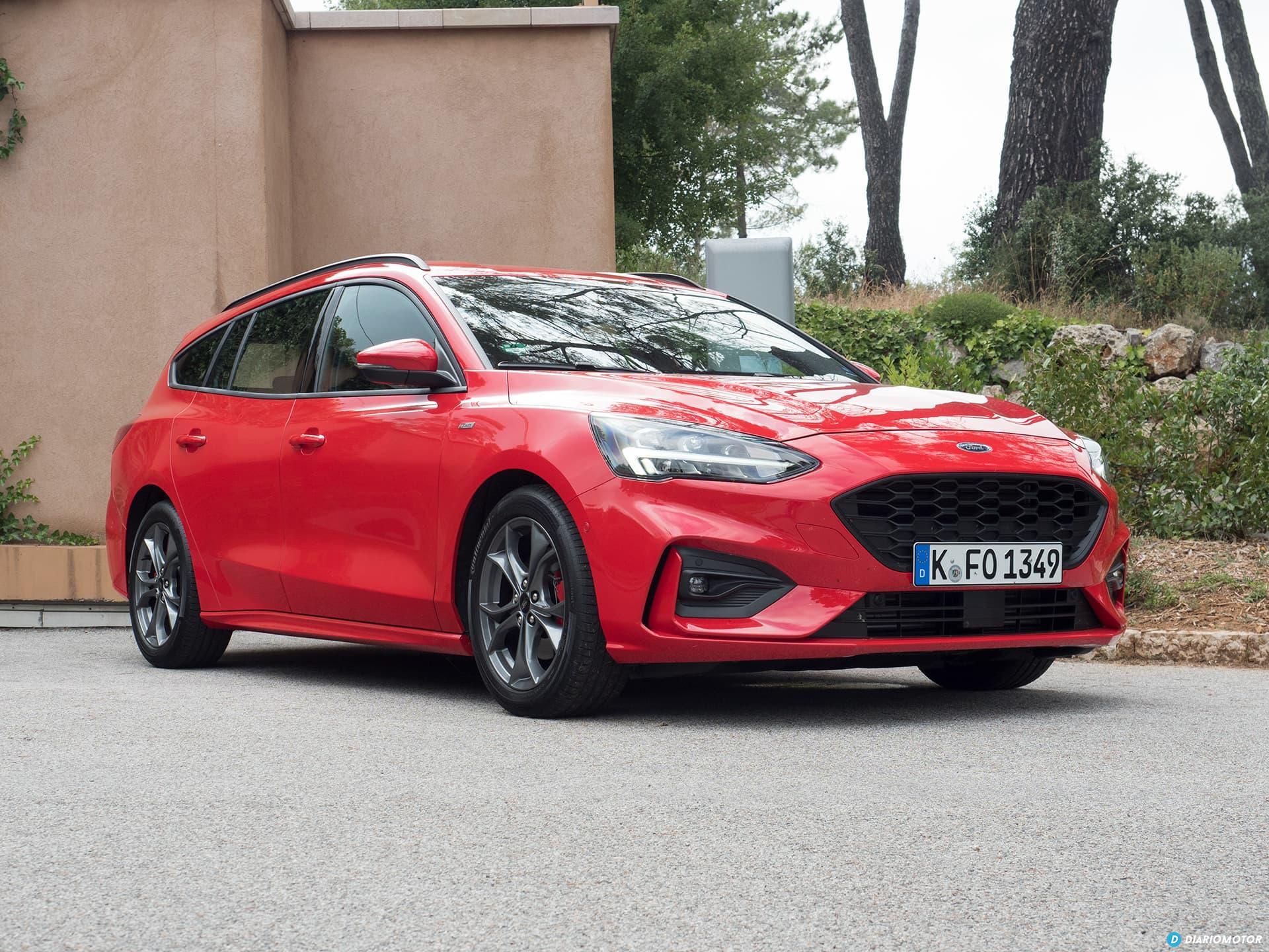 Ford Focus 2018 Prueba 00014
