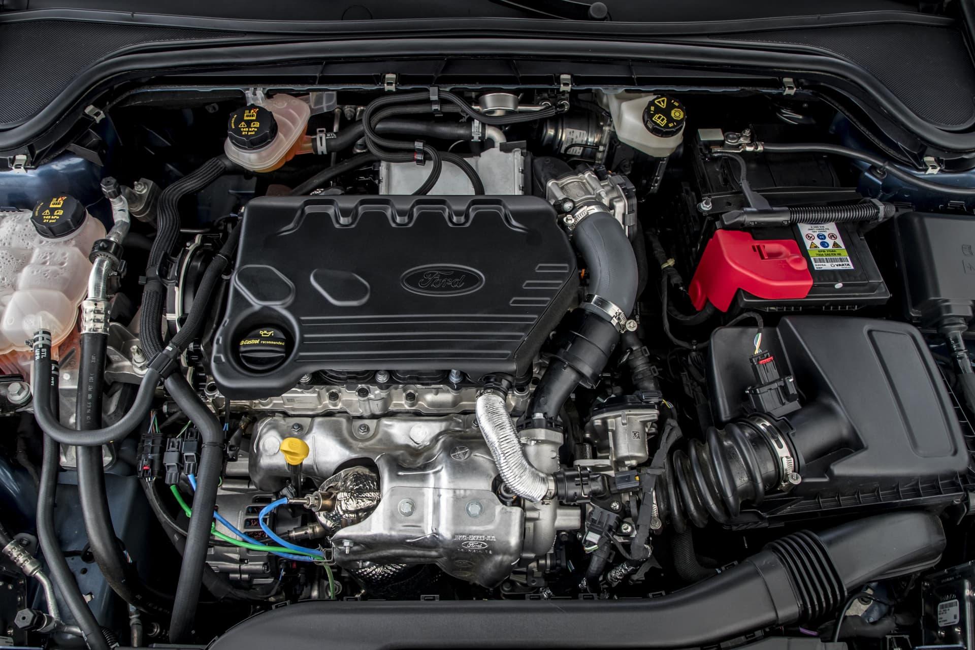 Ford Focus Titanium Prueba 00016