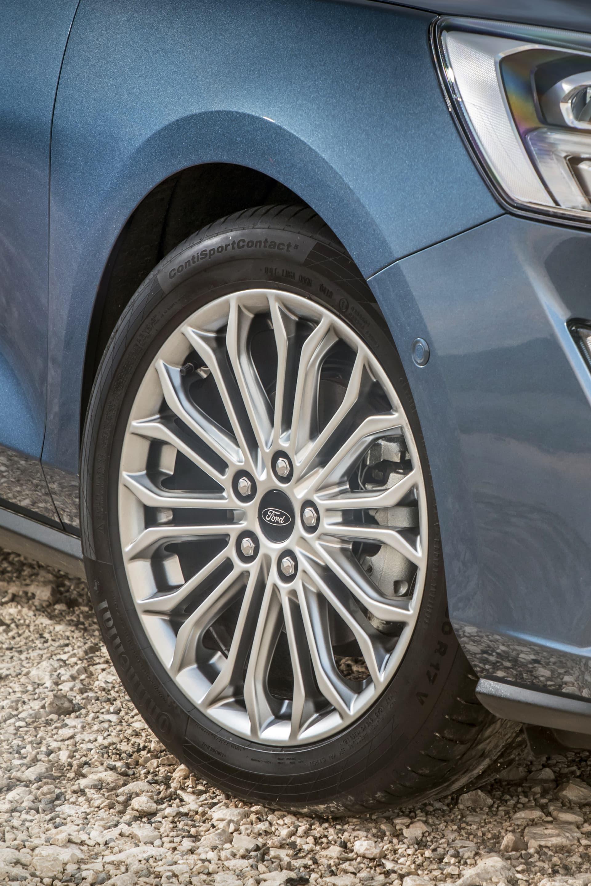 Ford Focus Titanium Prueba 00023