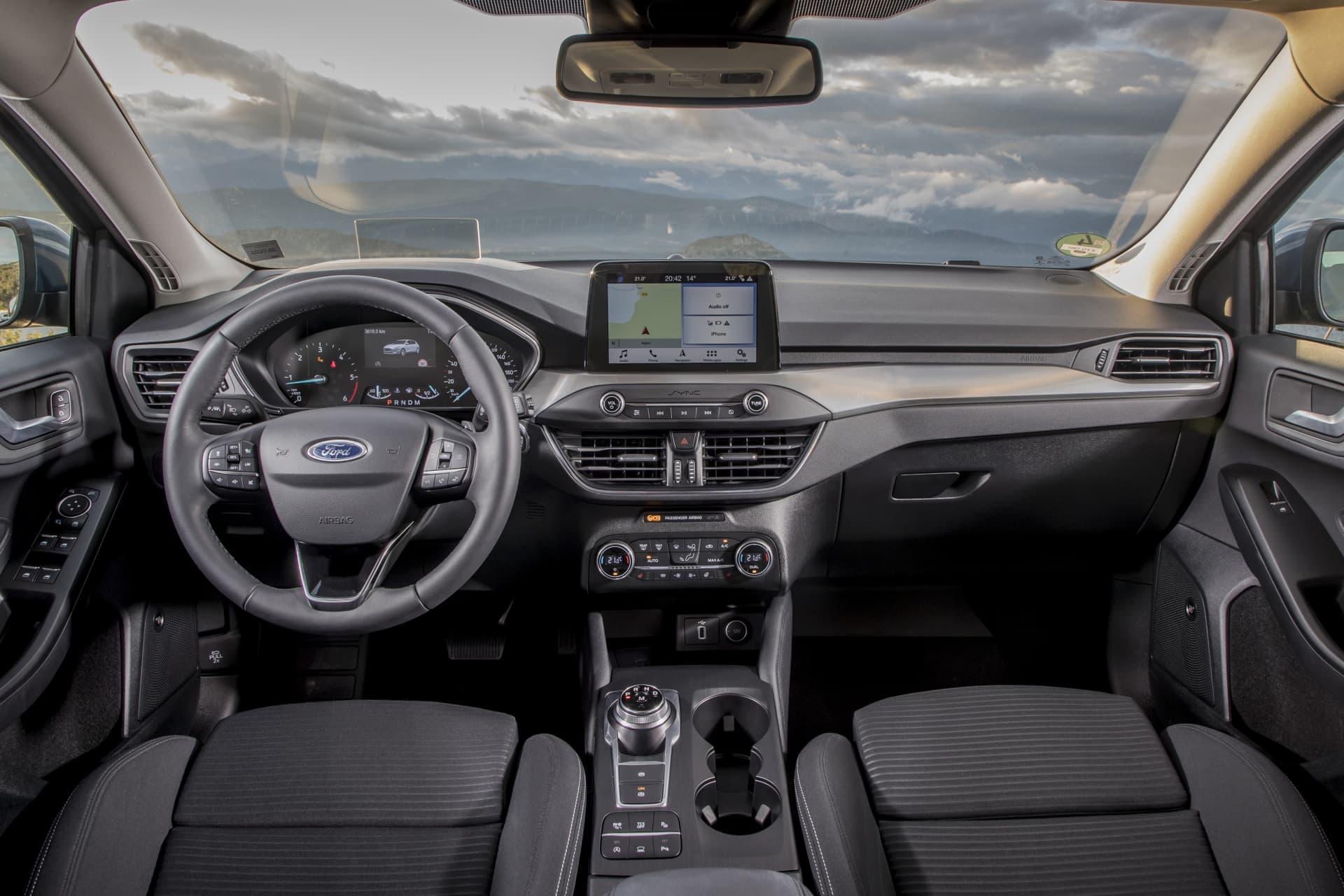 Ford Focus Titanium Prueba 00025