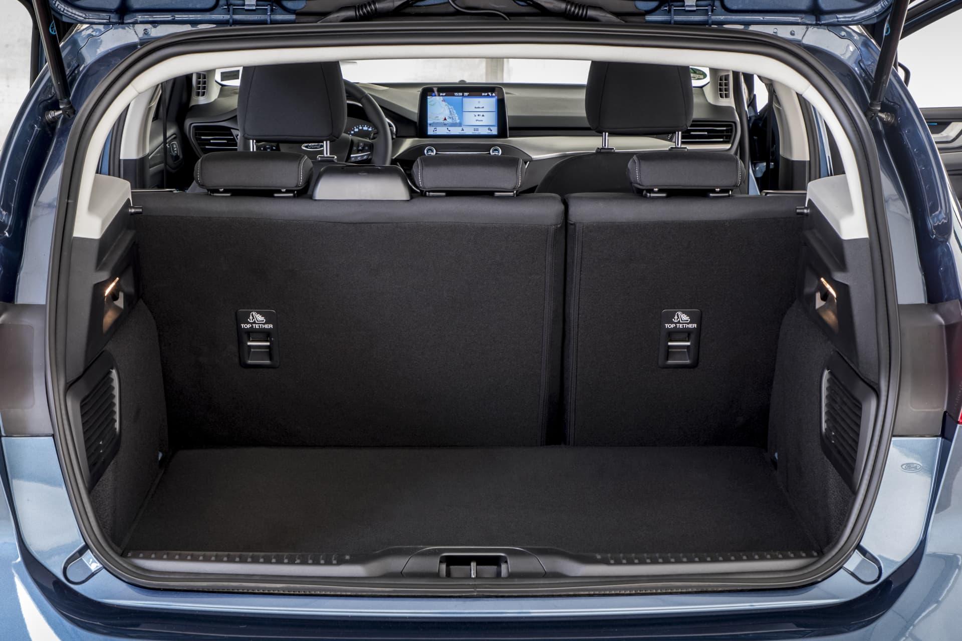 Ford Focus Titanium Prueba 00030