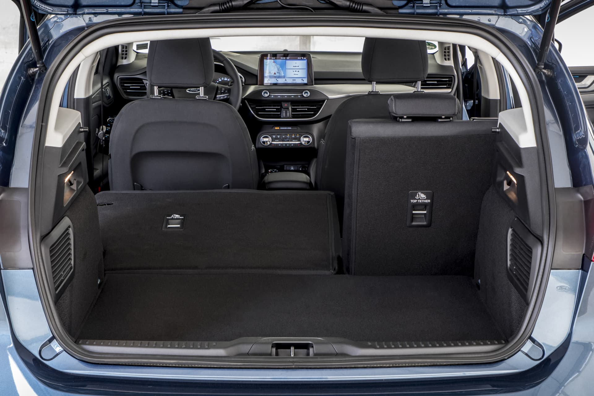 Ford Focus Titanium Prueba 00031