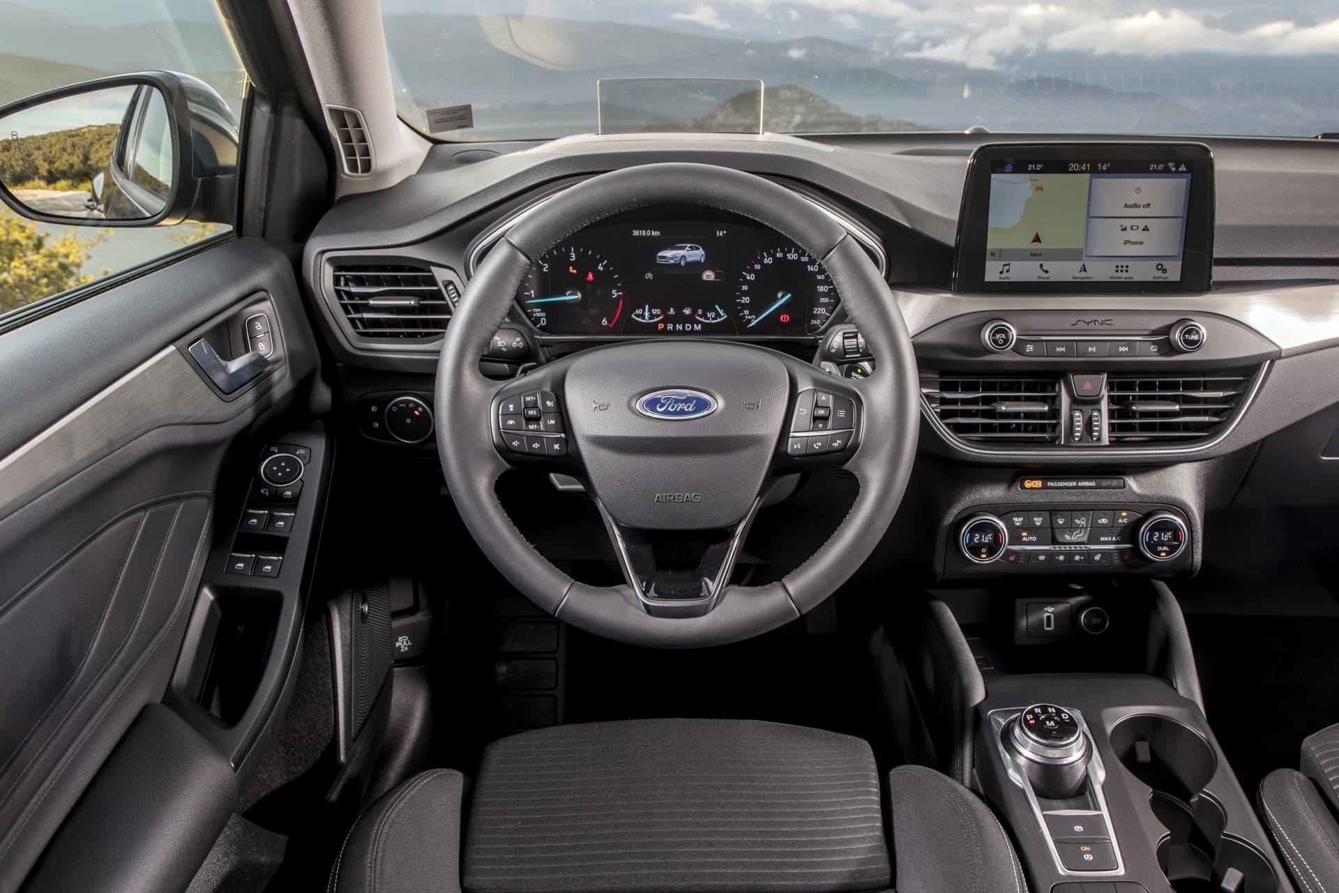 Ford Focus Titanium Prueba 00047