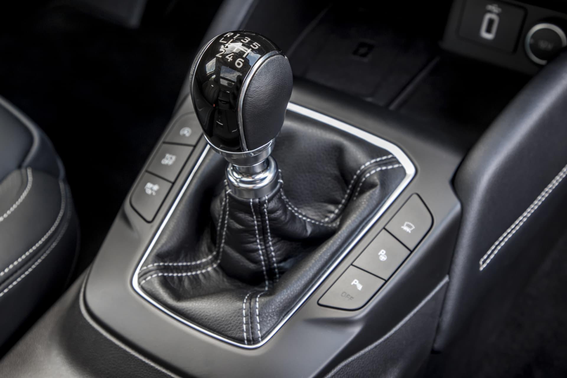 Ford Focus Vignale Prueba 00033