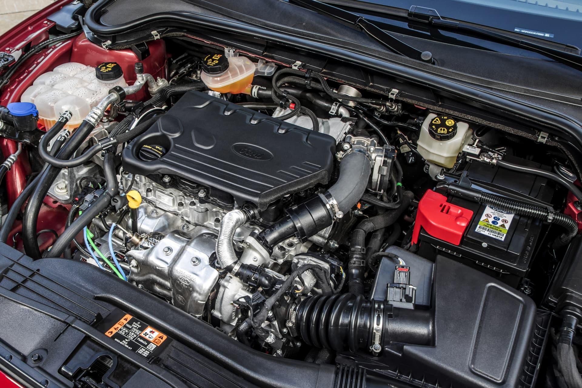 Ford Focus Vignale Prueba 00036