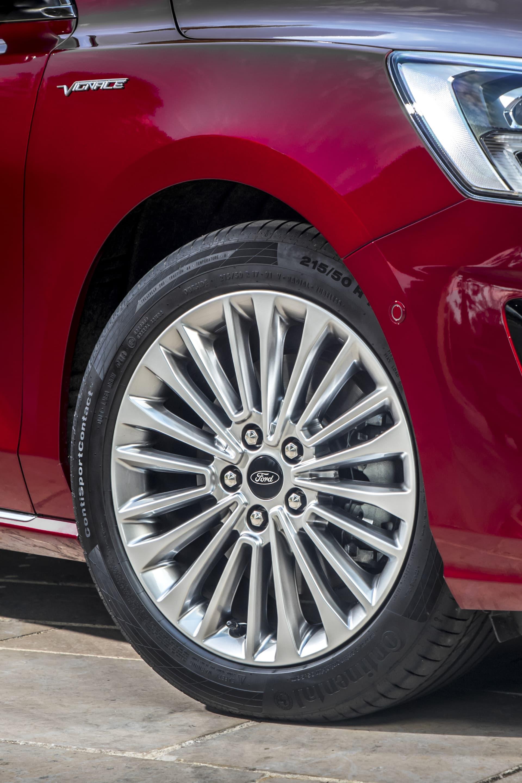 Ford Focus Vignale Prueba 00037
