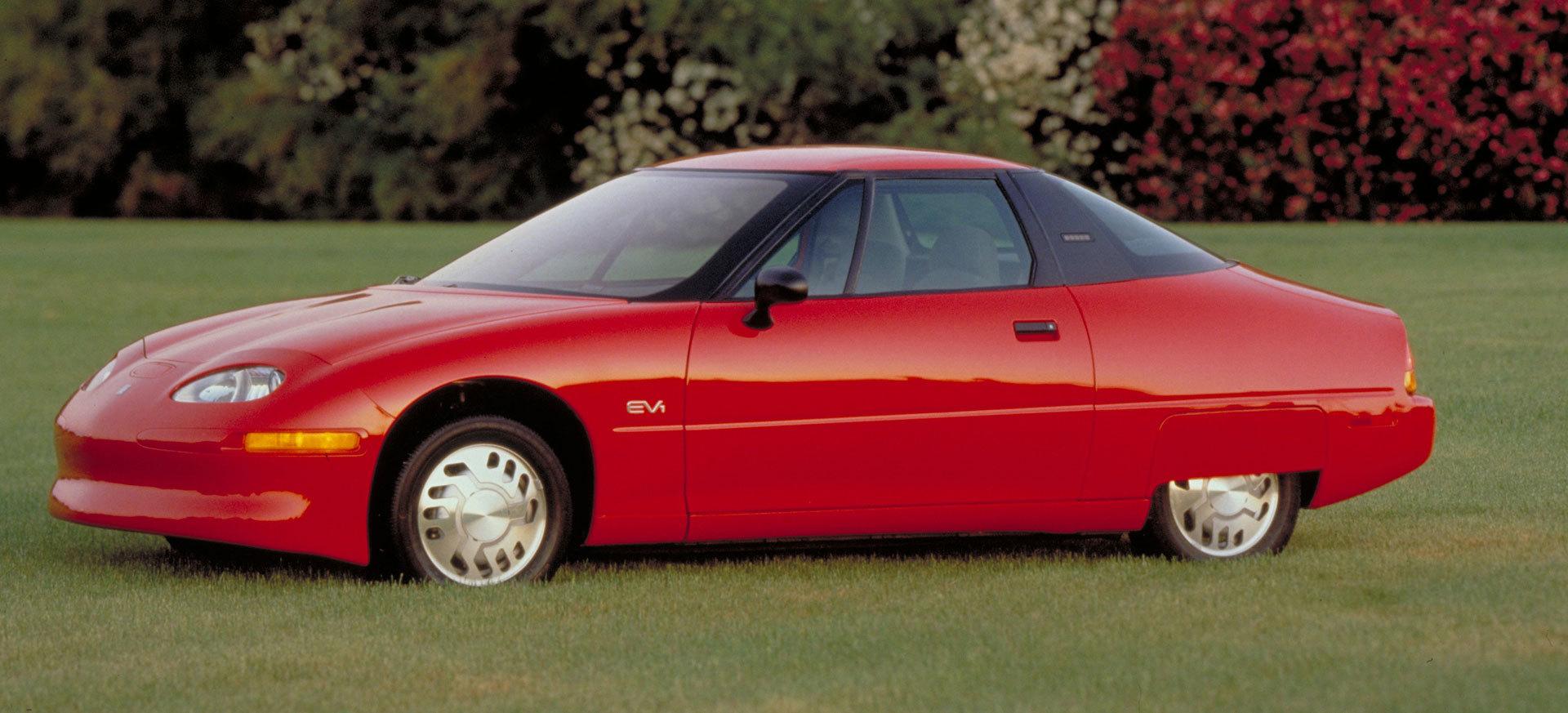 15 años sin el General Motors EV1, la desaparición del coche eléctrico que  hizo que Elon Musk fundara Tesla | Diariomotor