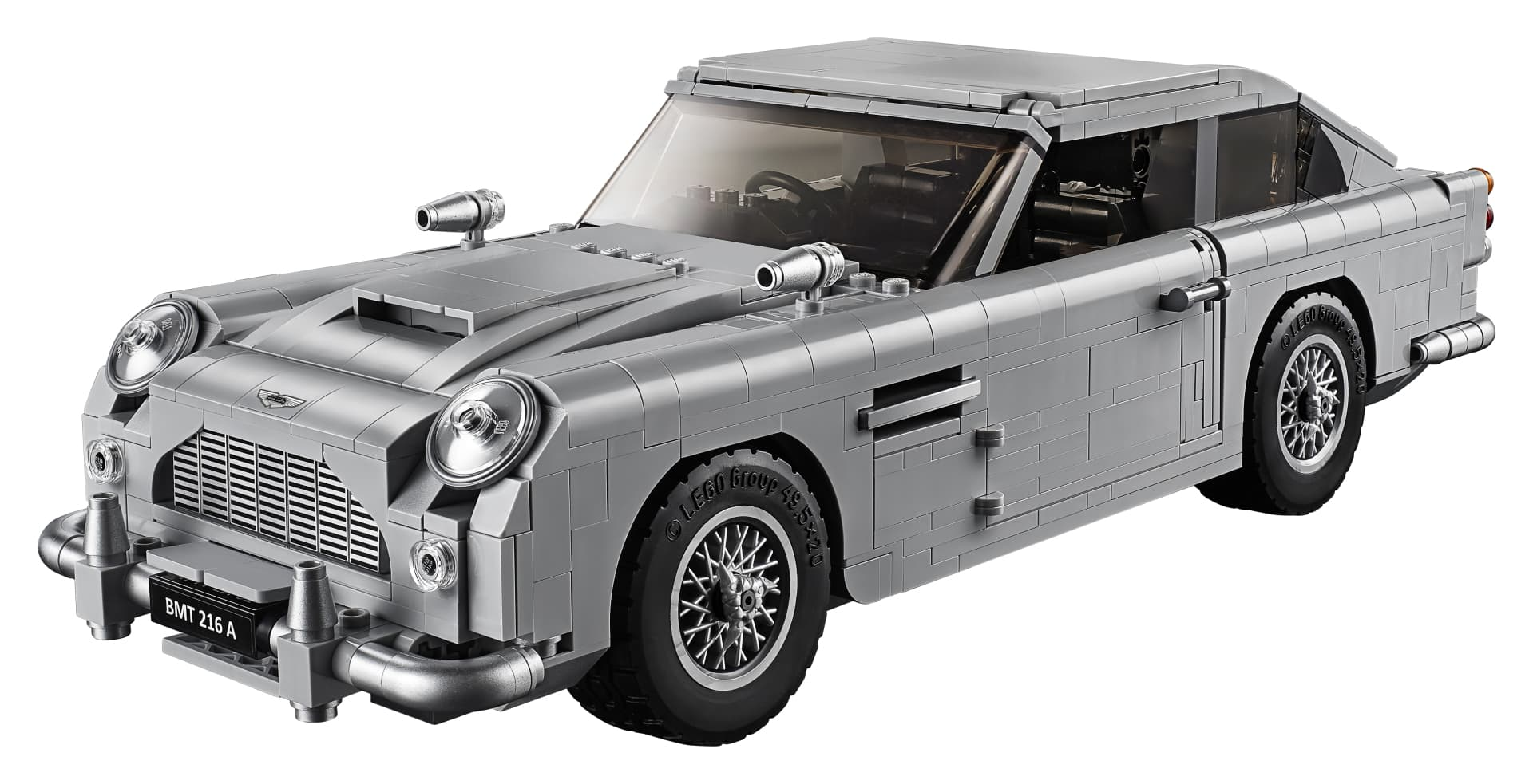Lego Aston Martin Db5 Dm 3