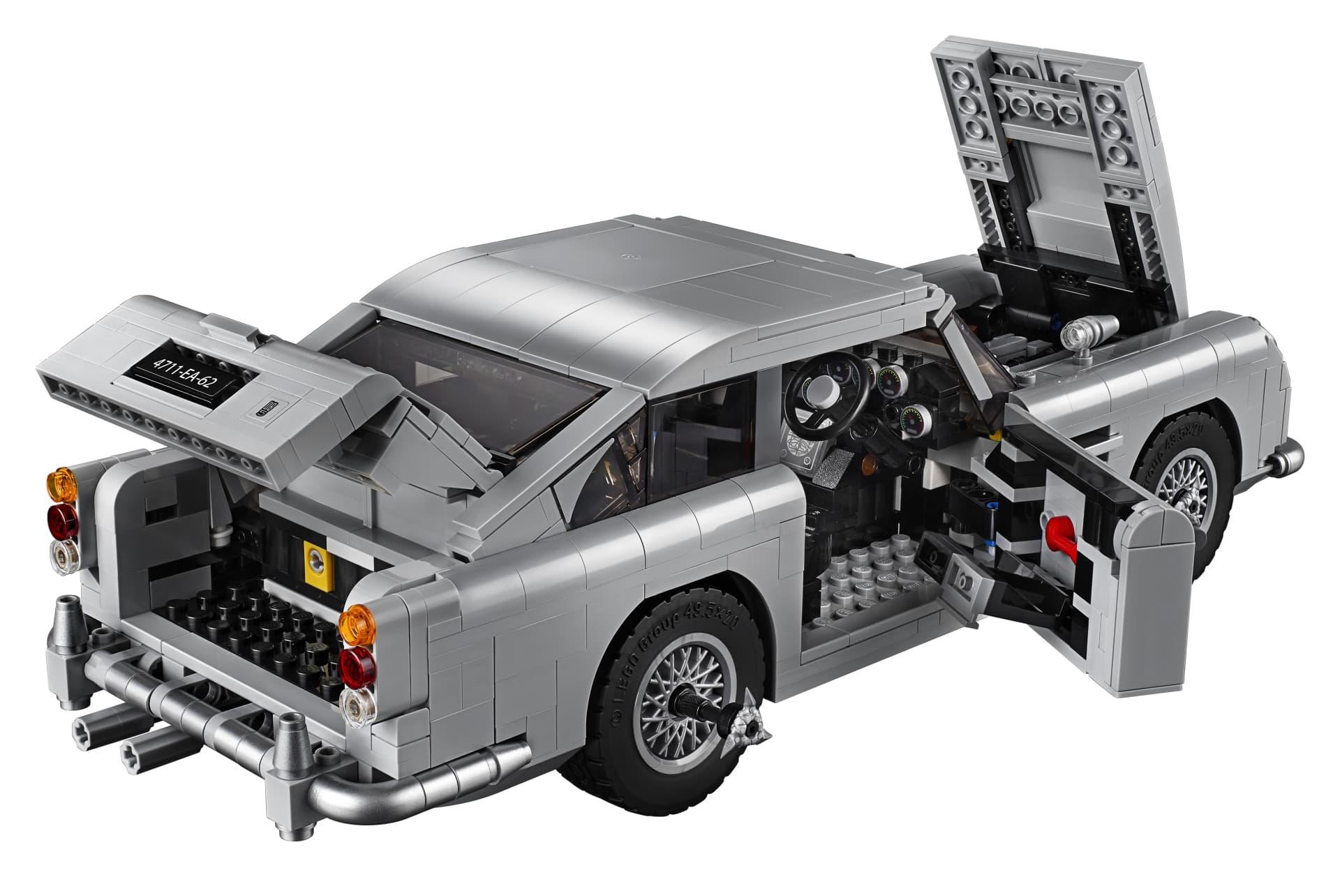 Lego Aston Martin Db5 Dm 6