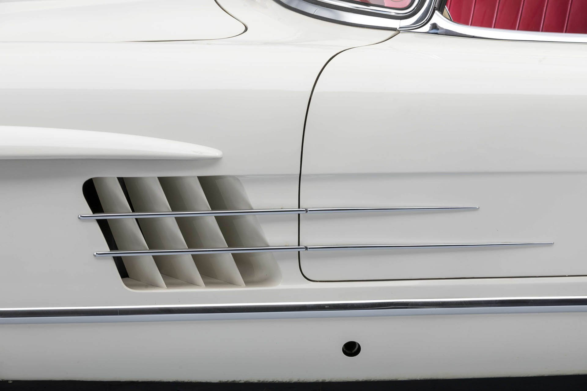 Mercedes 300 Sl Roadster Subasta 14