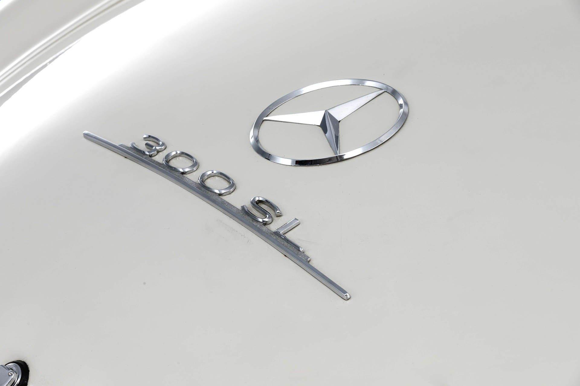 Mercedes 300 Sl Roadster Subasta 18