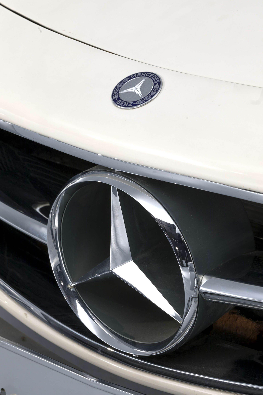 Mercedes 300 Sl Roadster Subasta 6