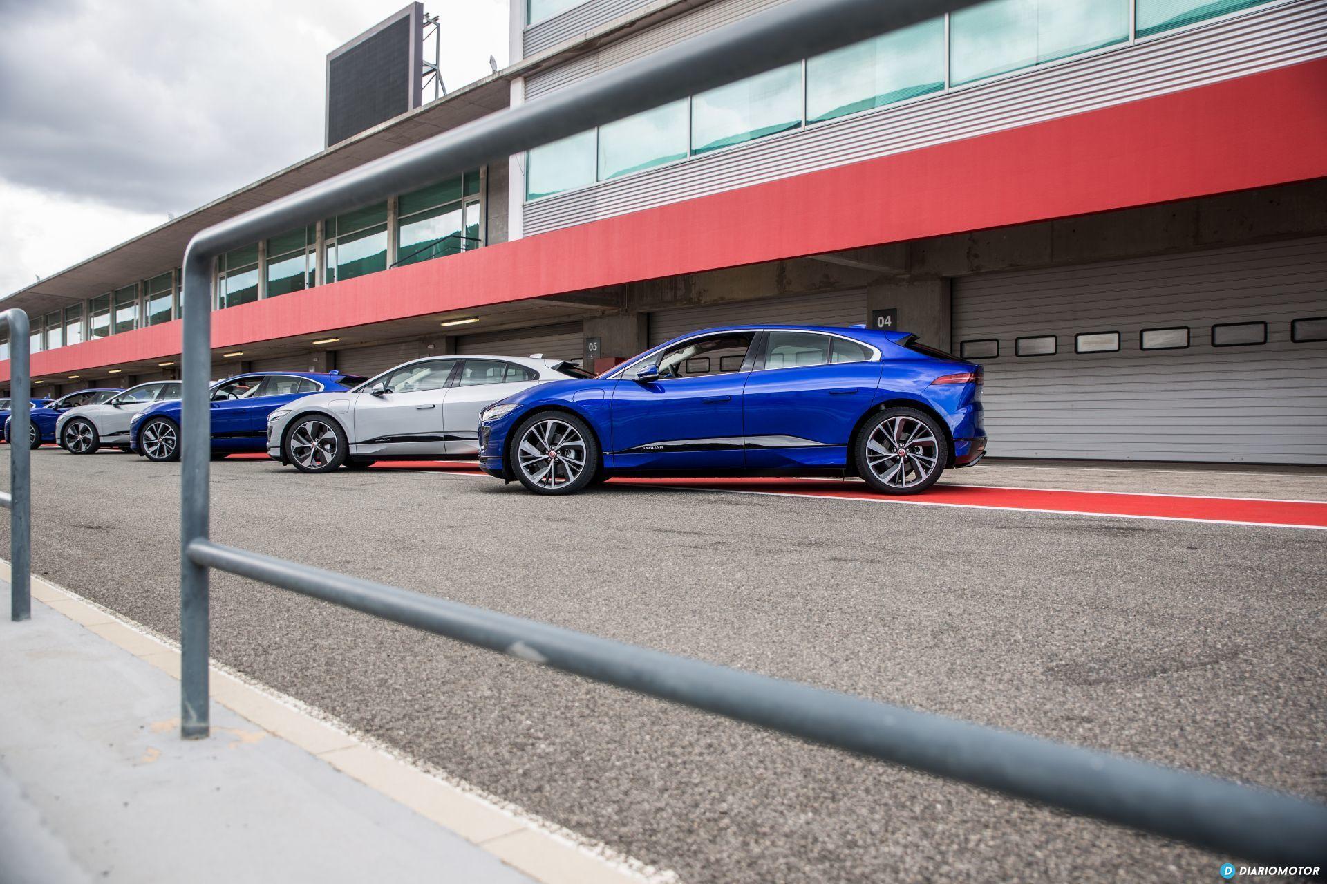Prueba Jaguar I Pace 19