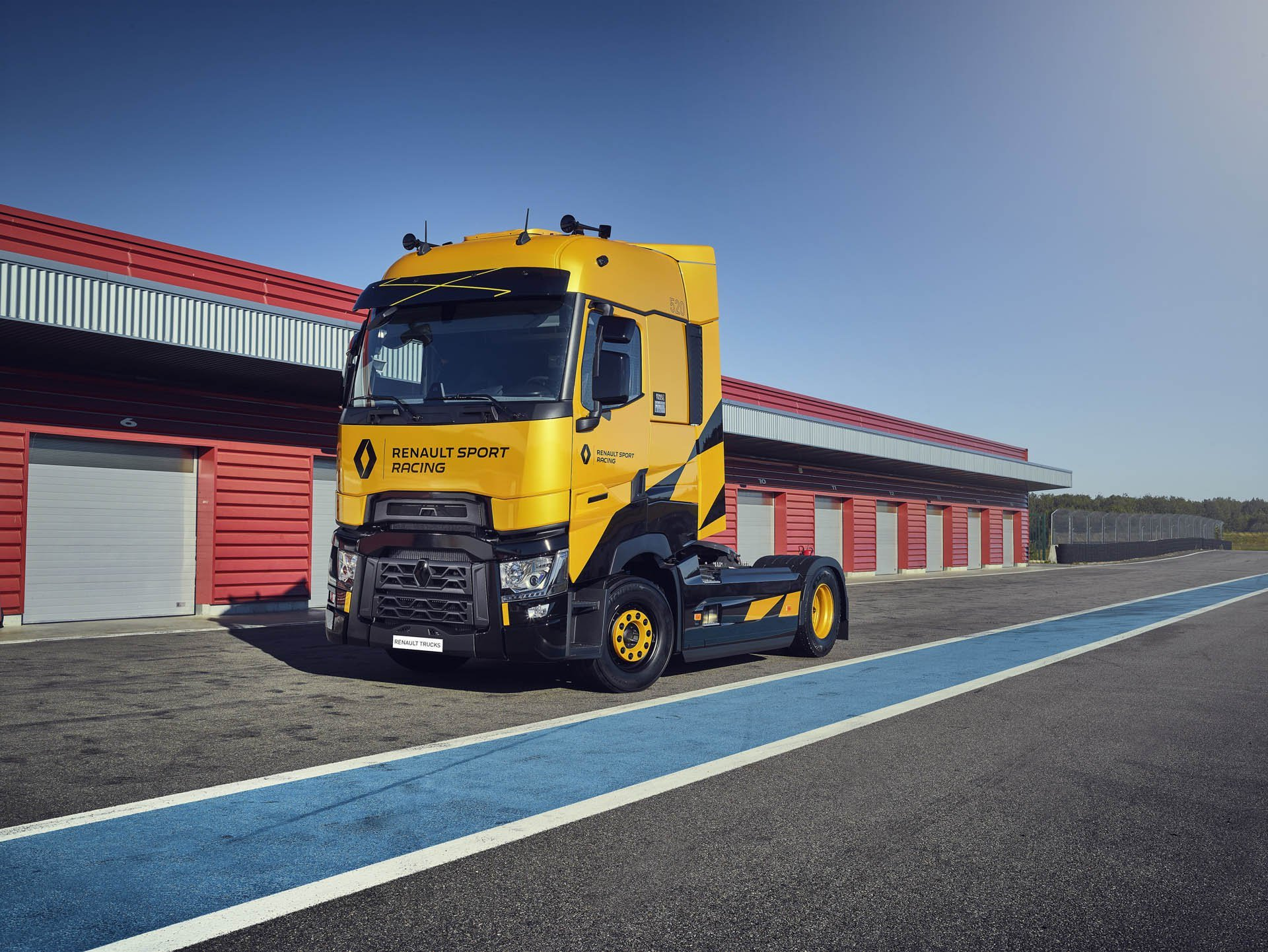Renault T High Rs 3