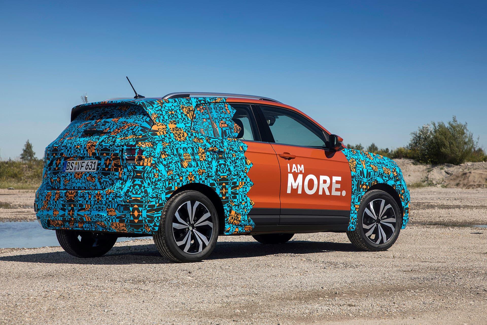 La gama Volkswagen T-Cross será un calco de la gama SEAT ...