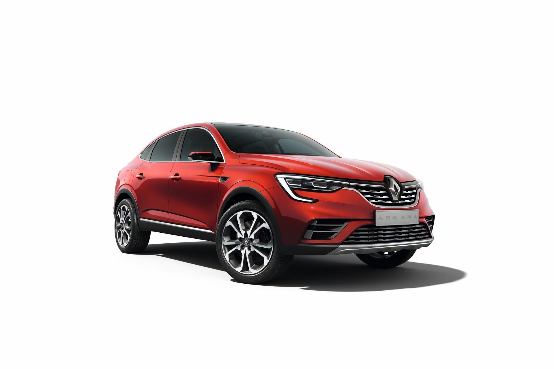 2018 Show Car Renault Arkana