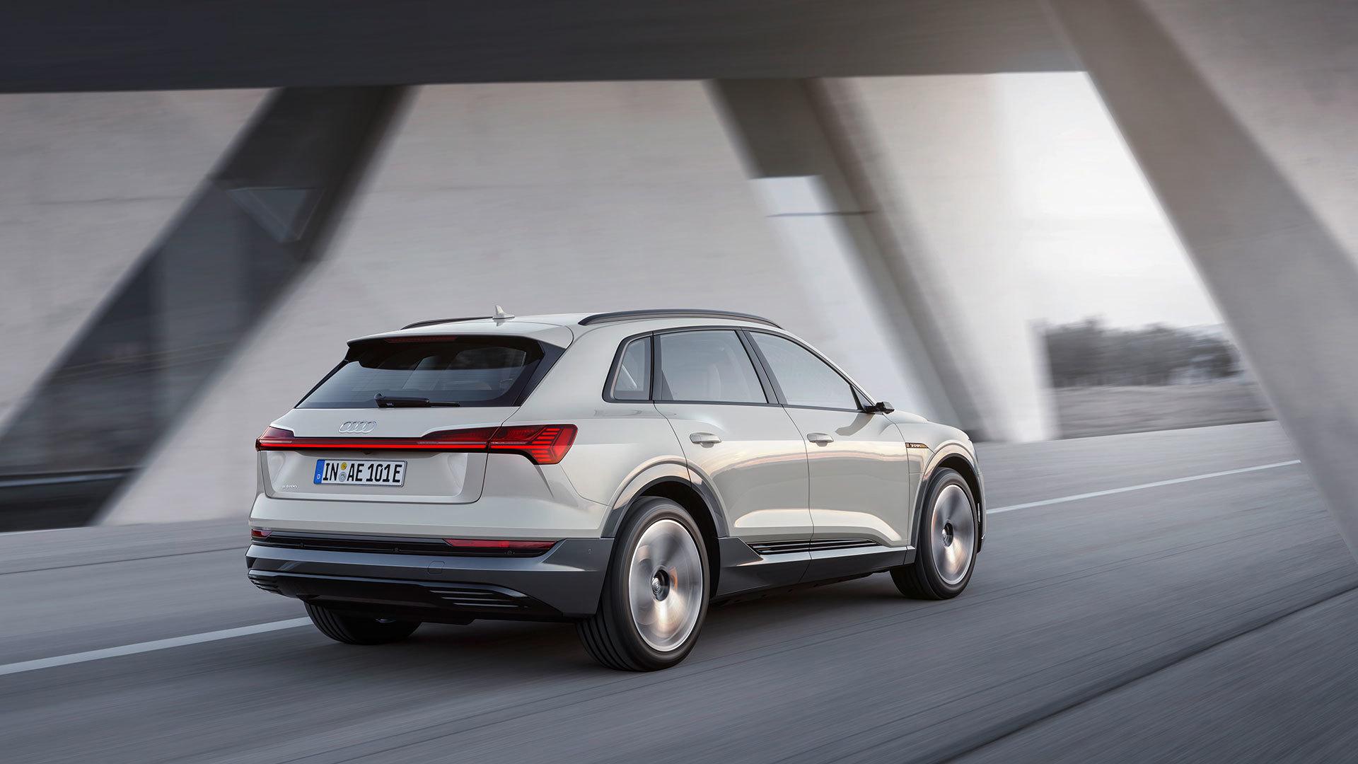 Audi E Tron 2018 09