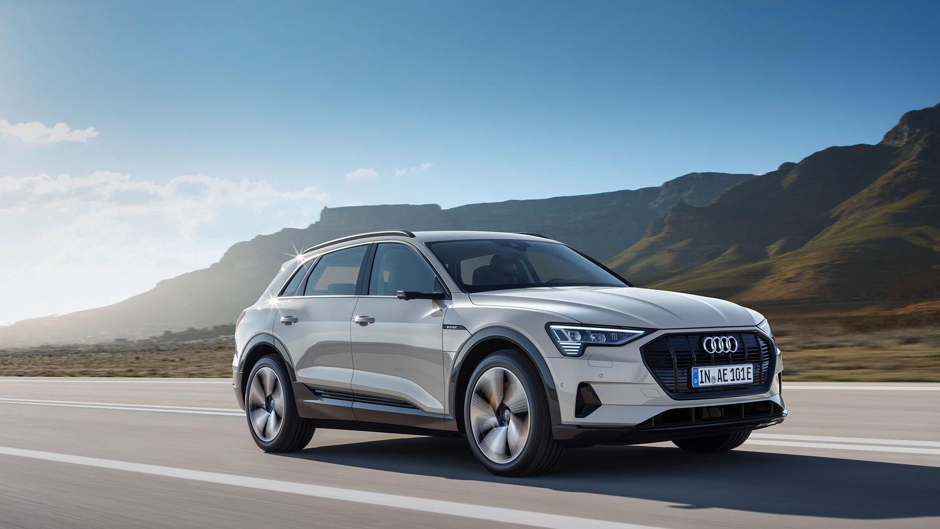 Audi E Tron 2018 10