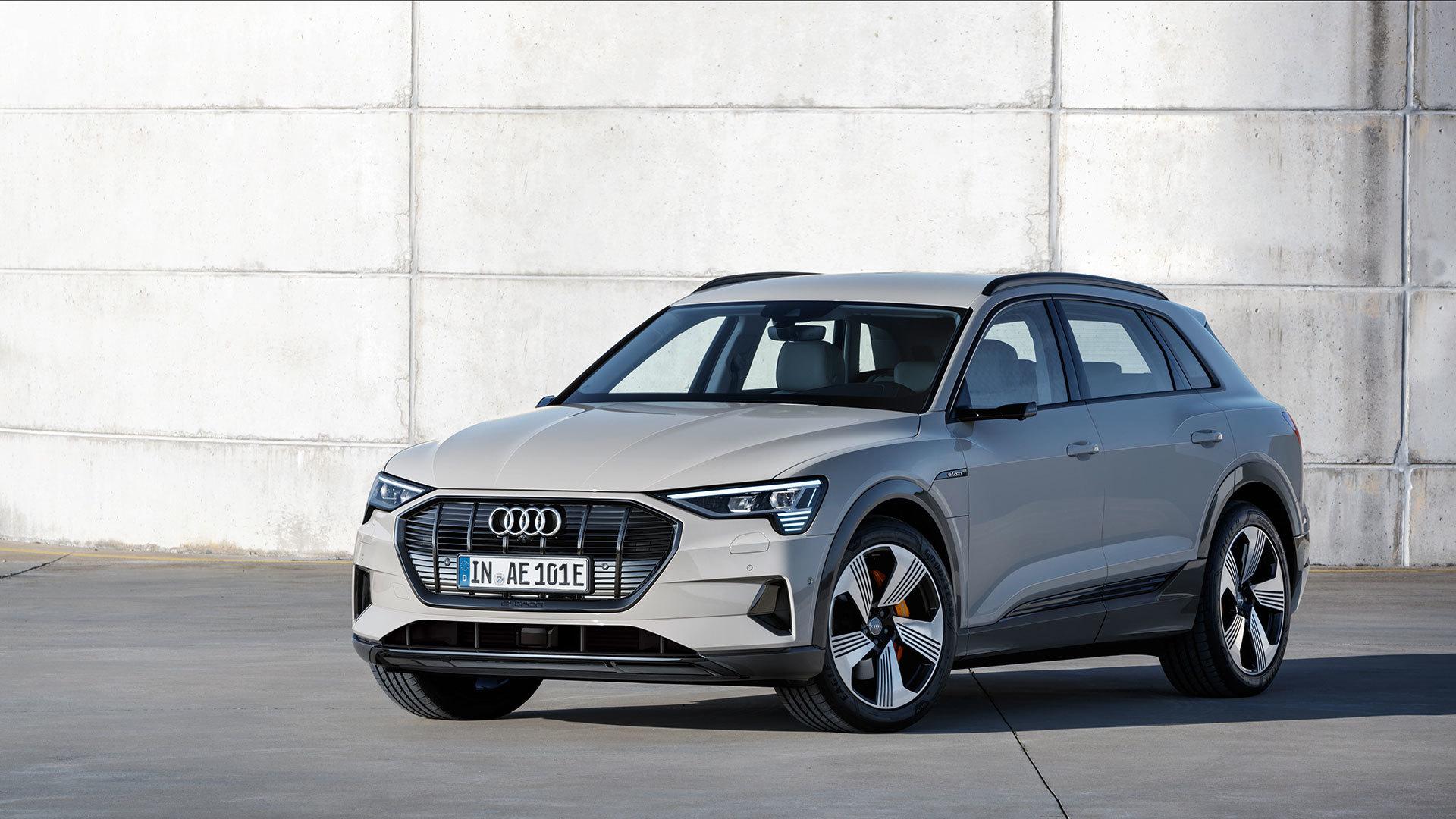Audi E Tron 2018 11
