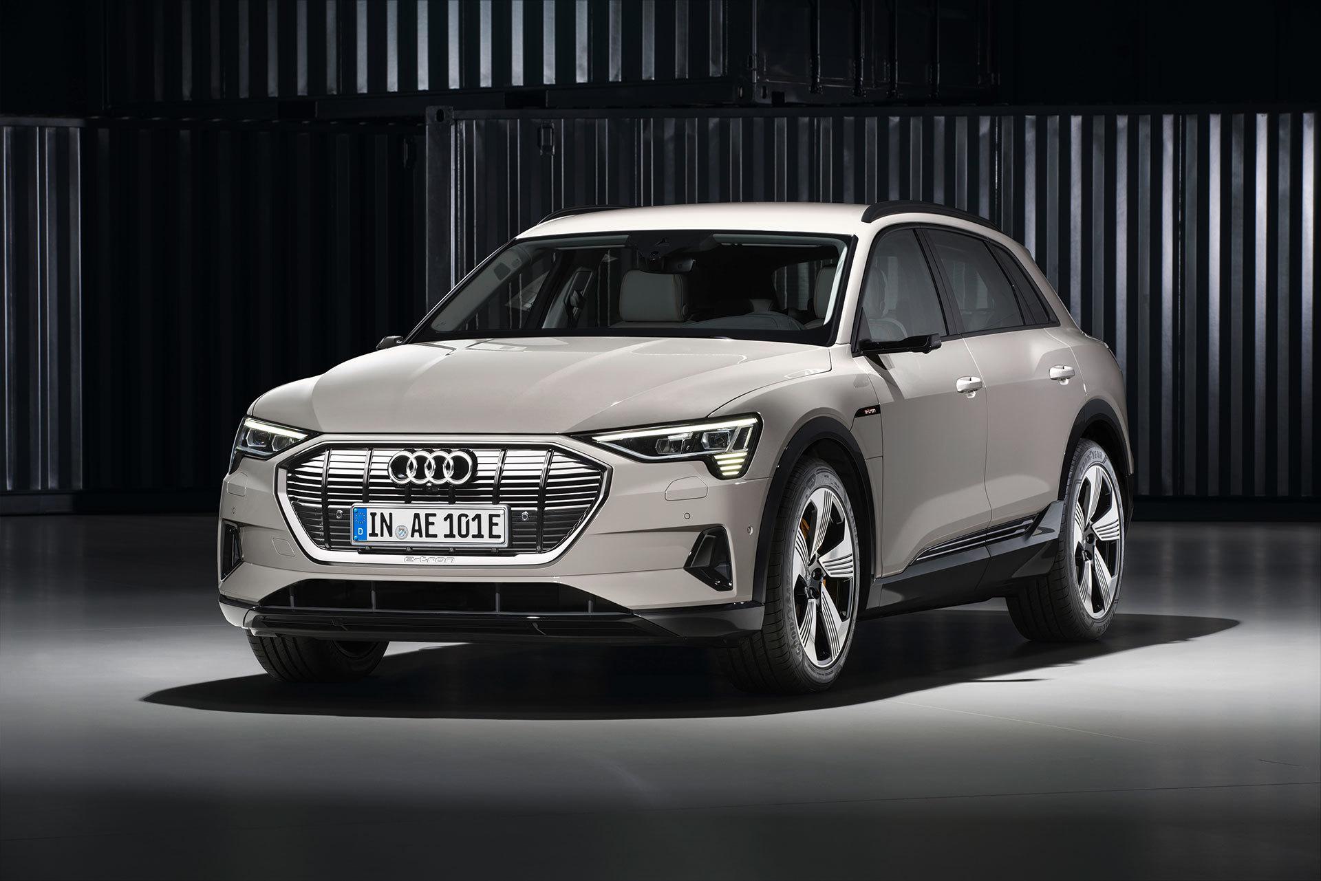 Audi E Tron 2018 12