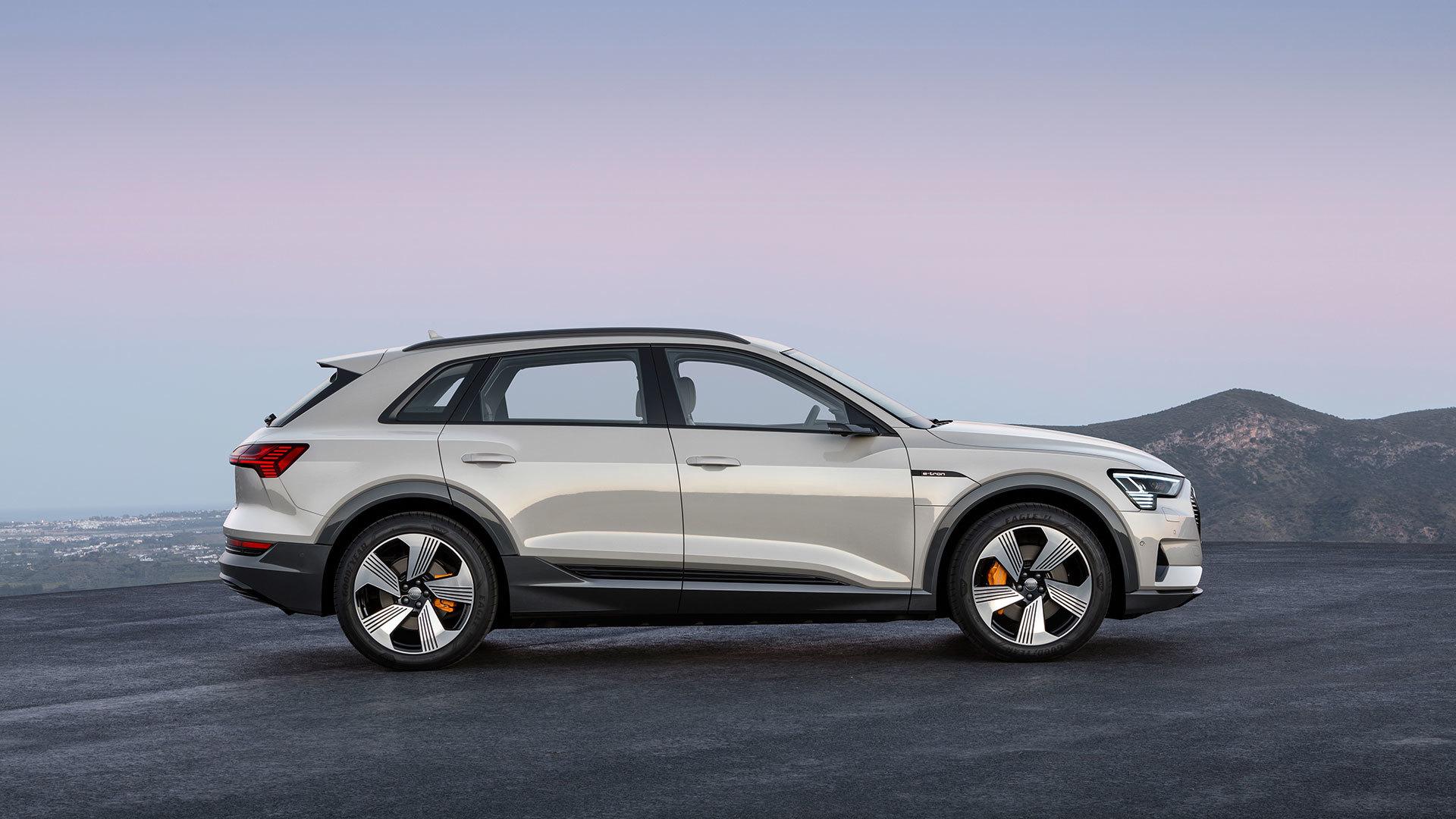 Audi E Tron 2018 14