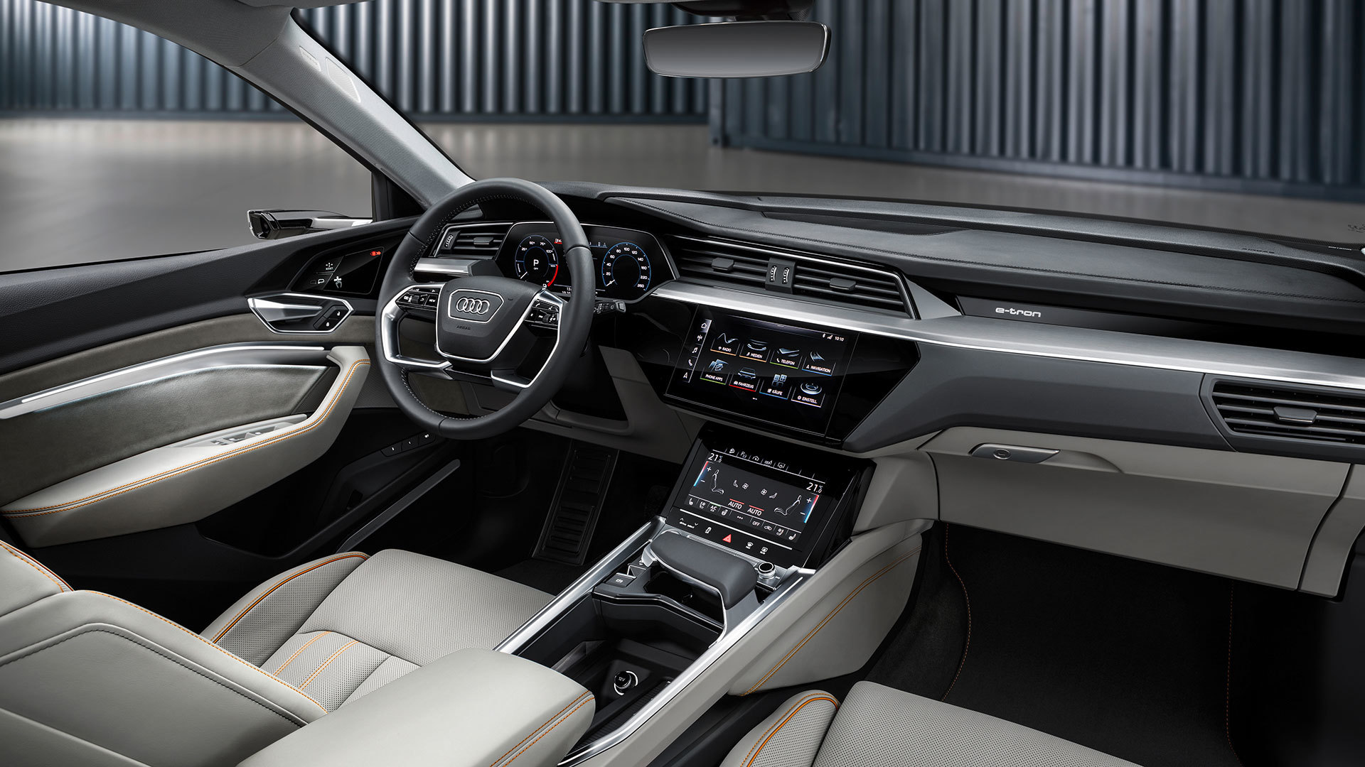 Audi E Tron 2018 18
