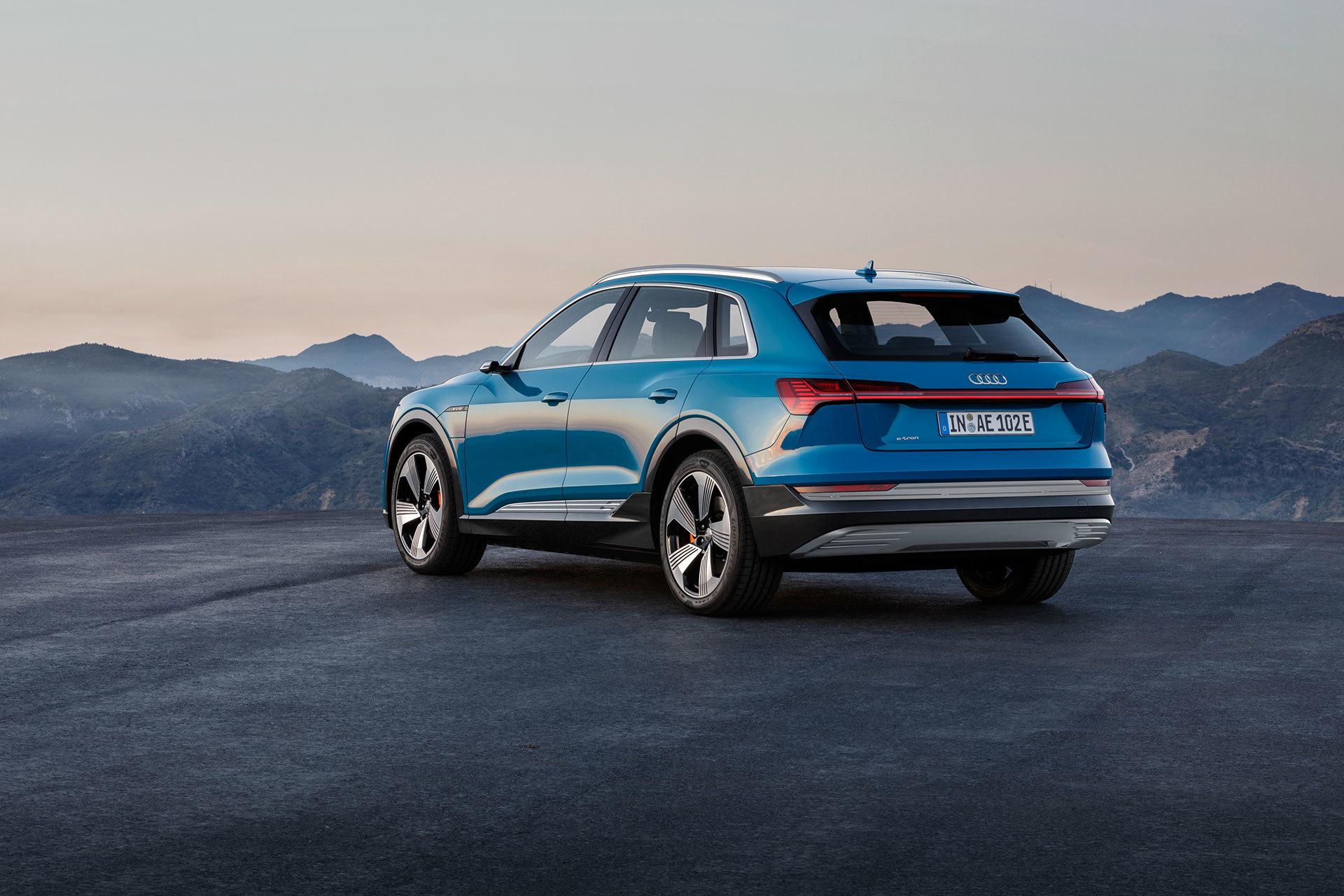 Audi E Tron 2018 20