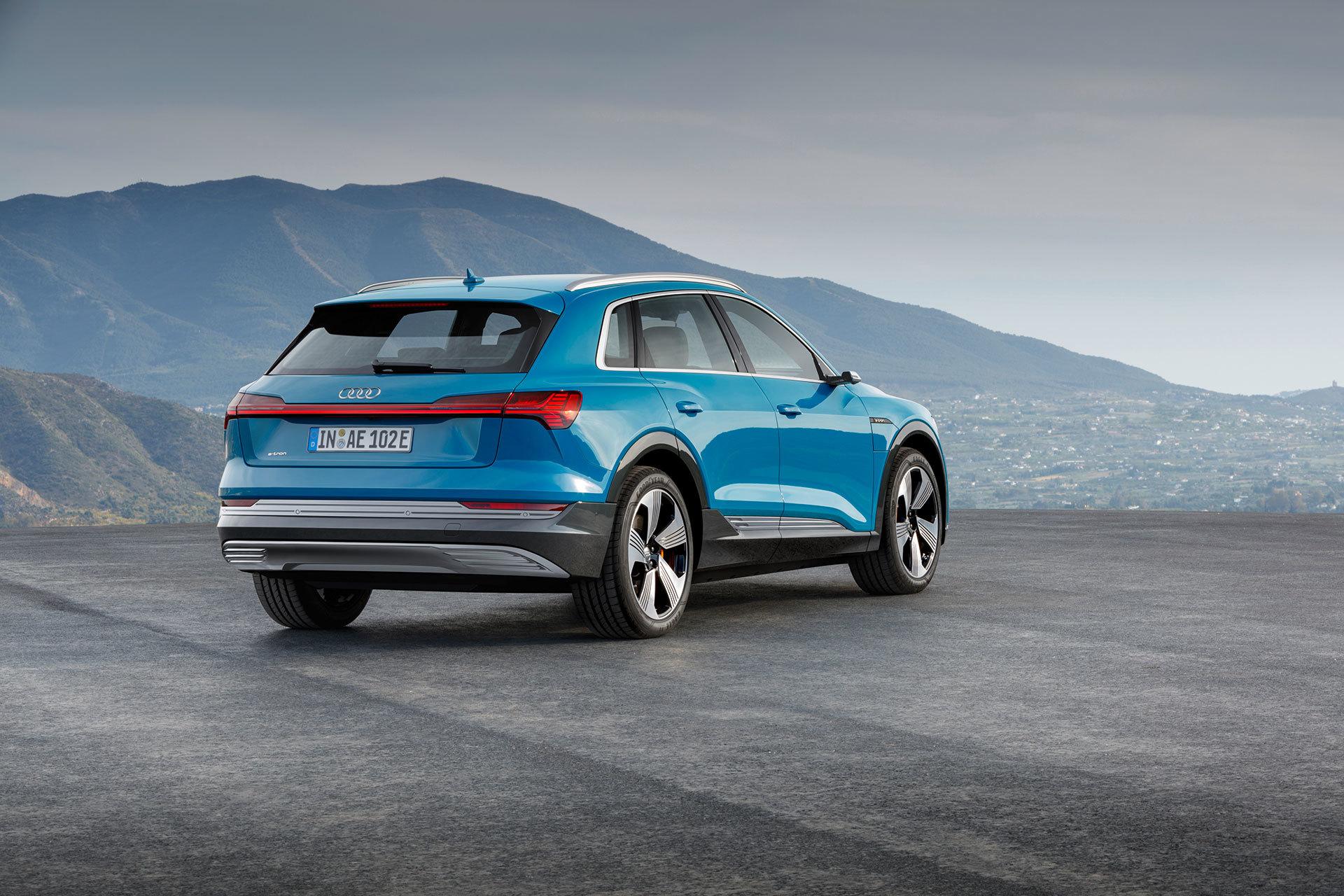 Audi E Tron 2018 21