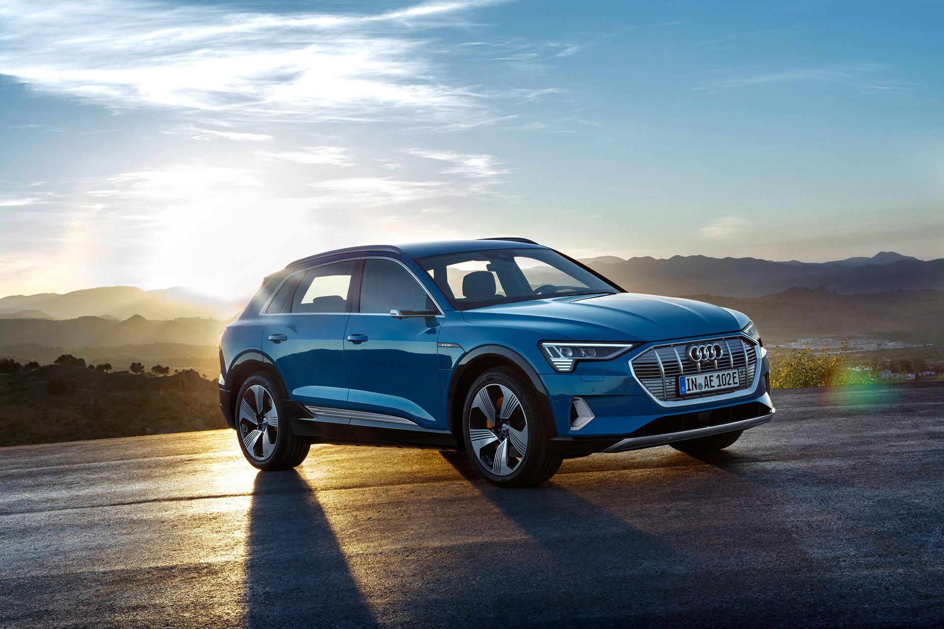 Audi E Tron 2018 27