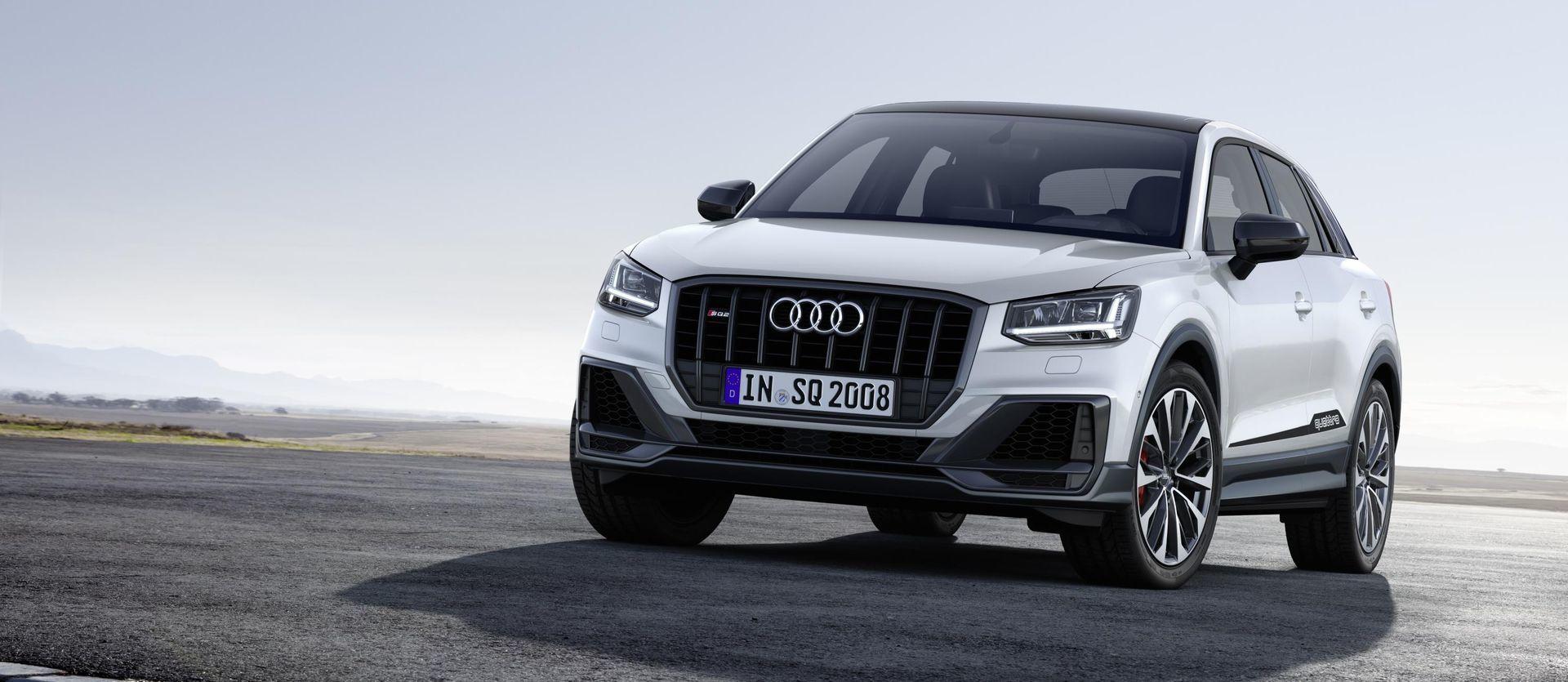 Esta es la primera imagen del Audi SQ2: un Q2 mucho más deportivo ...