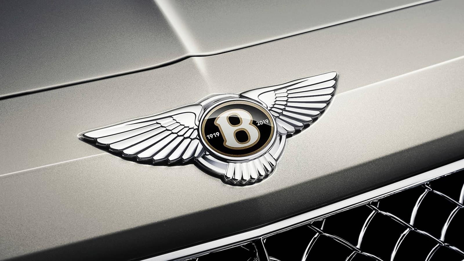 Bentley Nuevo Logo Centenario 0918 001