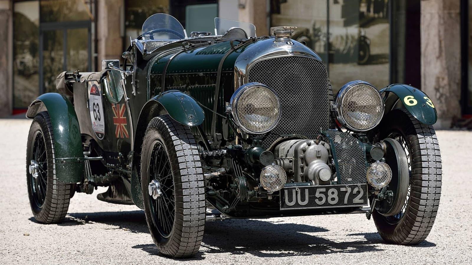 Bentley Cambiara Su Logo En 2019 Aunque Sera Por Un Buen Motivo Diariomotor