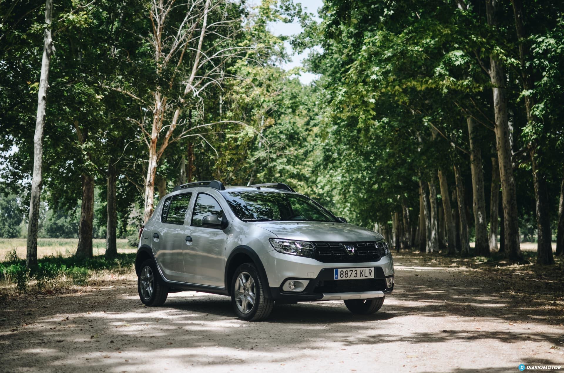 Dacia Sandero Prueba 1