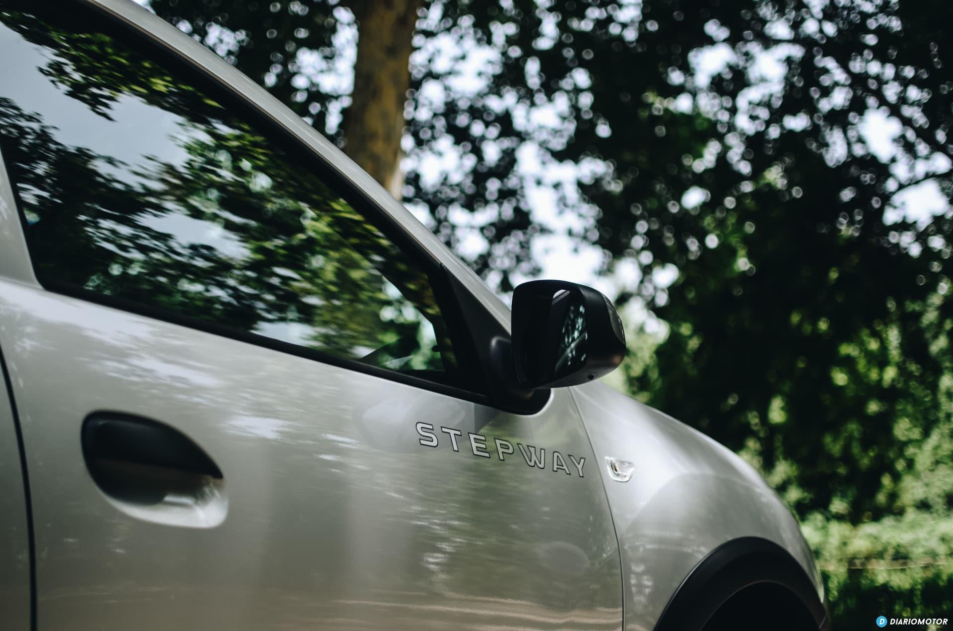 Dacia Sandero Prueba 2