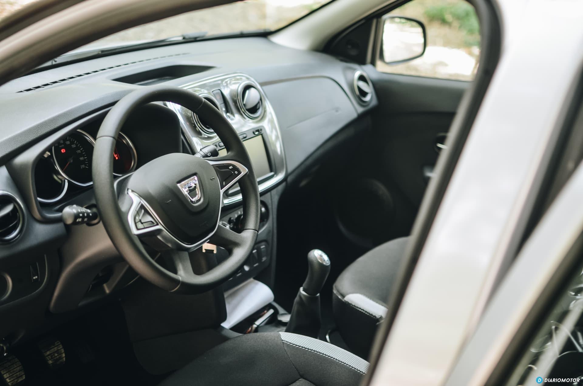 Dacia Sandero Prueba 5